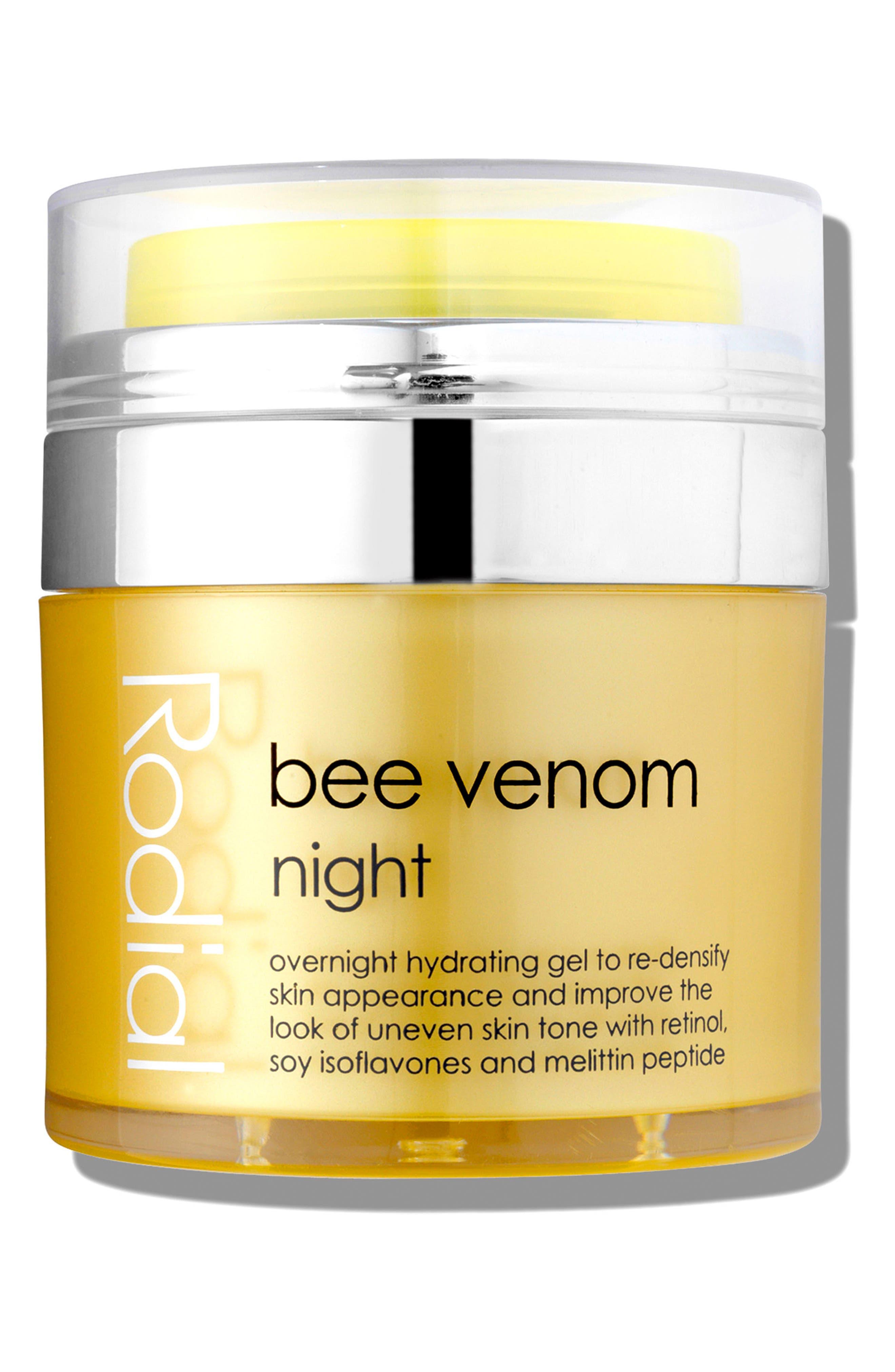 SPACE.NK.apothecary Rodial Bee Venom Night Gel,                             Main thumbnail 1, color,                             No Color
