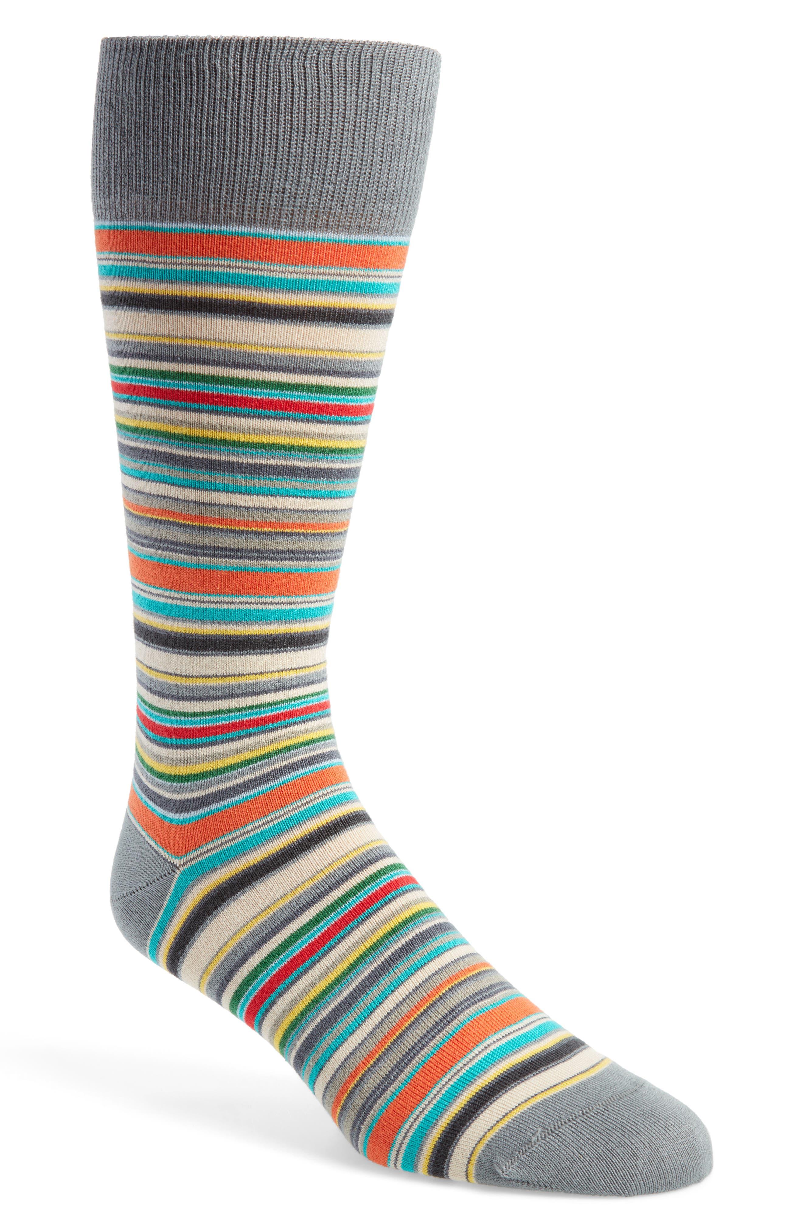 Mens Pin Dot Cotton-Blend Mid-Calf Socks Paul Smith Cheap Sale High Quality 569n8yRPxw