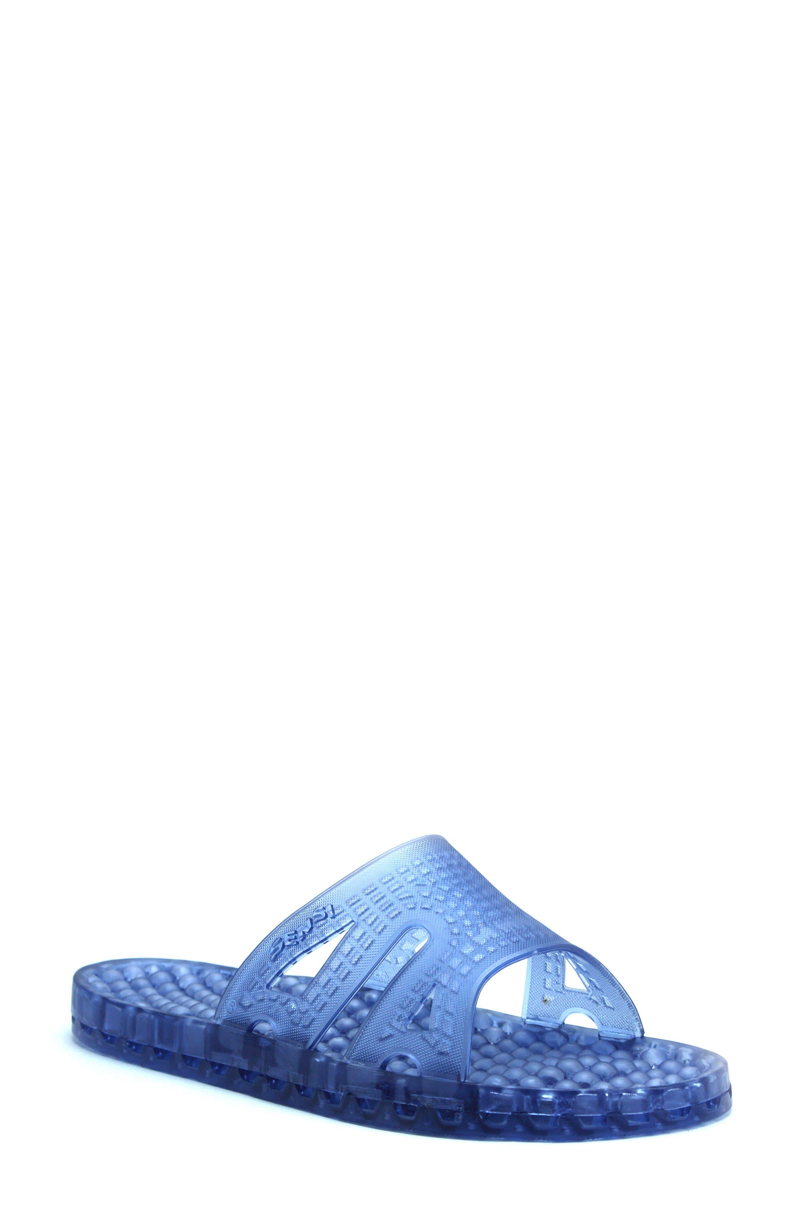Regatta Ice Slide Sandal,                             Main thumbnail 1, color,                             Murano Rubber
