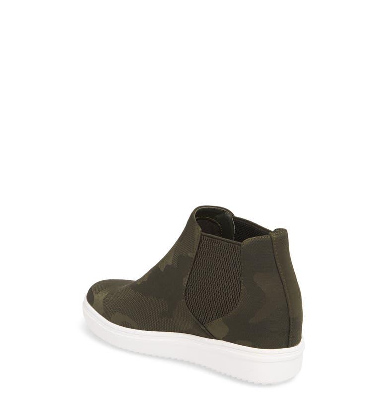 41c8b4620147 Shop Steve Madden Sultan Chelsea Wedge Sneaker In Camo