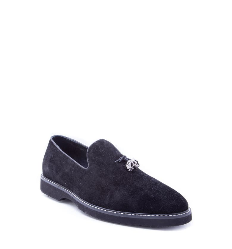 Heston Tassel Loafer