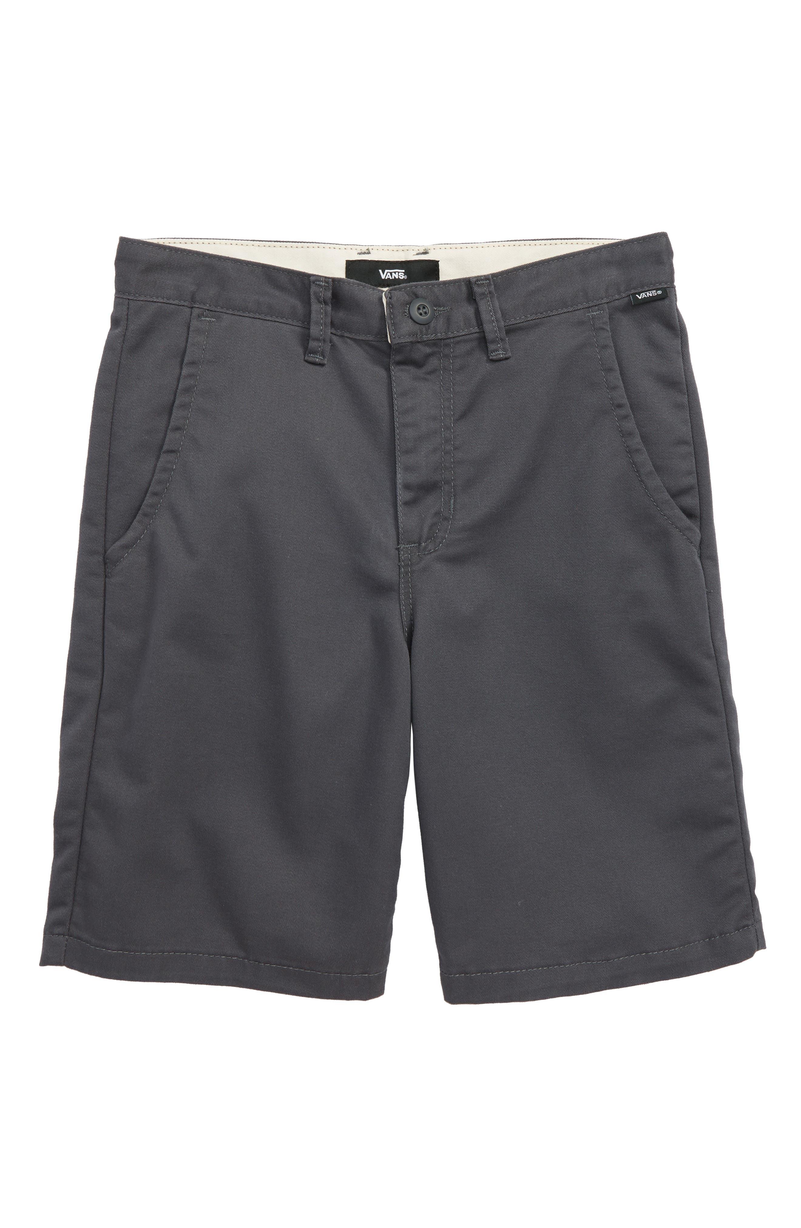Vans Authentic Walk Shorts (Big Boys)