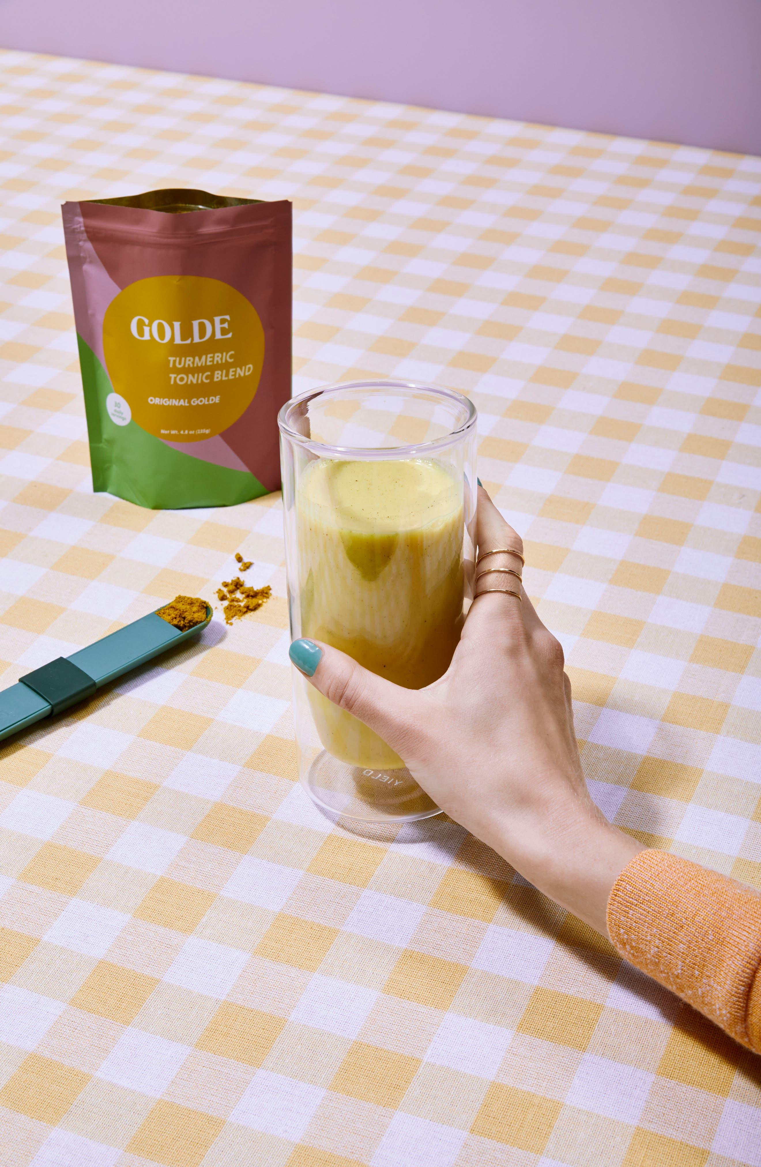 Golde Original Golde Turmeric Tonic Blend,                             Alternate thumbnail 4, color,                             None