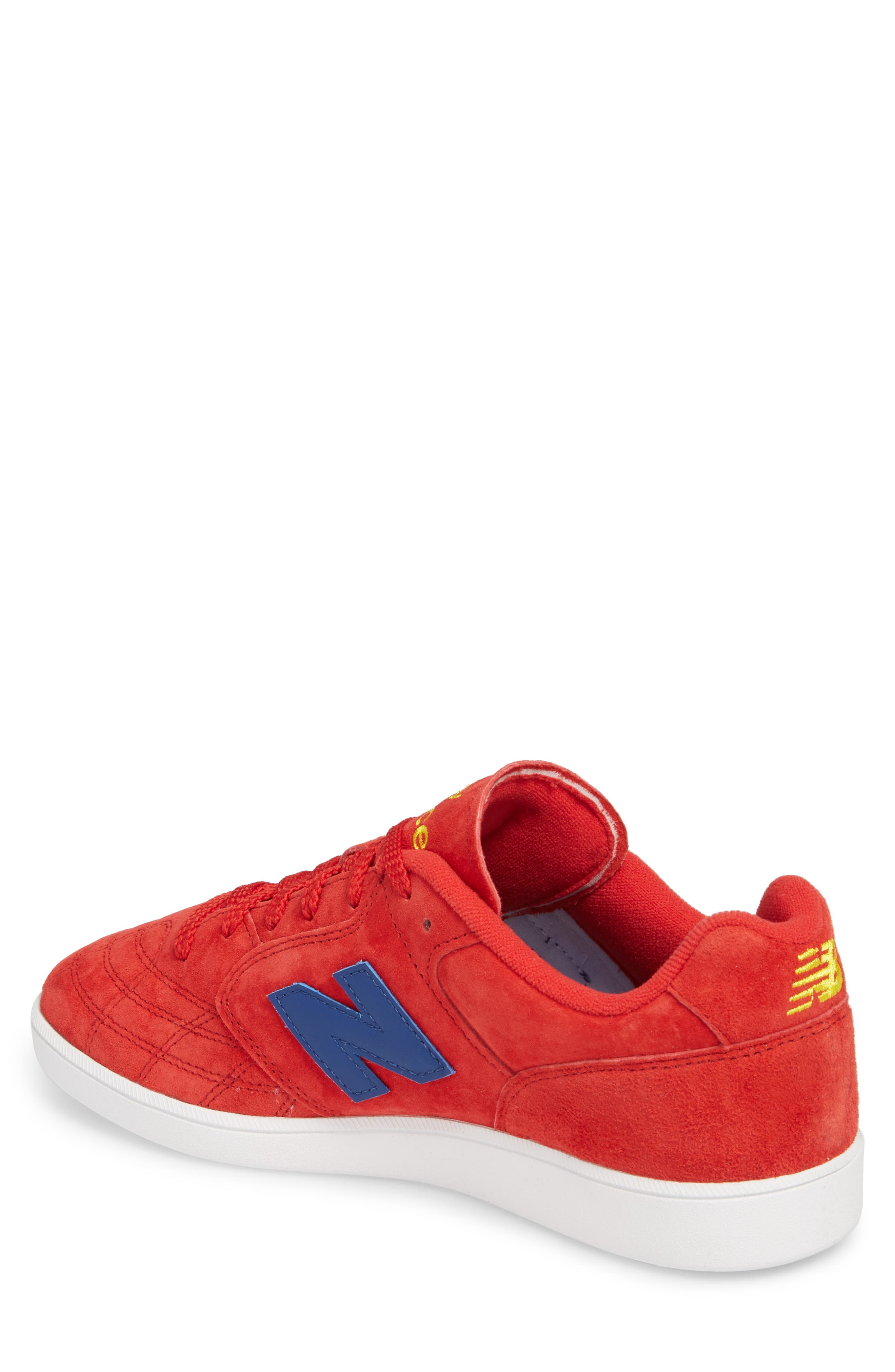 Epic Trainer Sneaker,                             Alternate thumbnail 2, color,                             Red