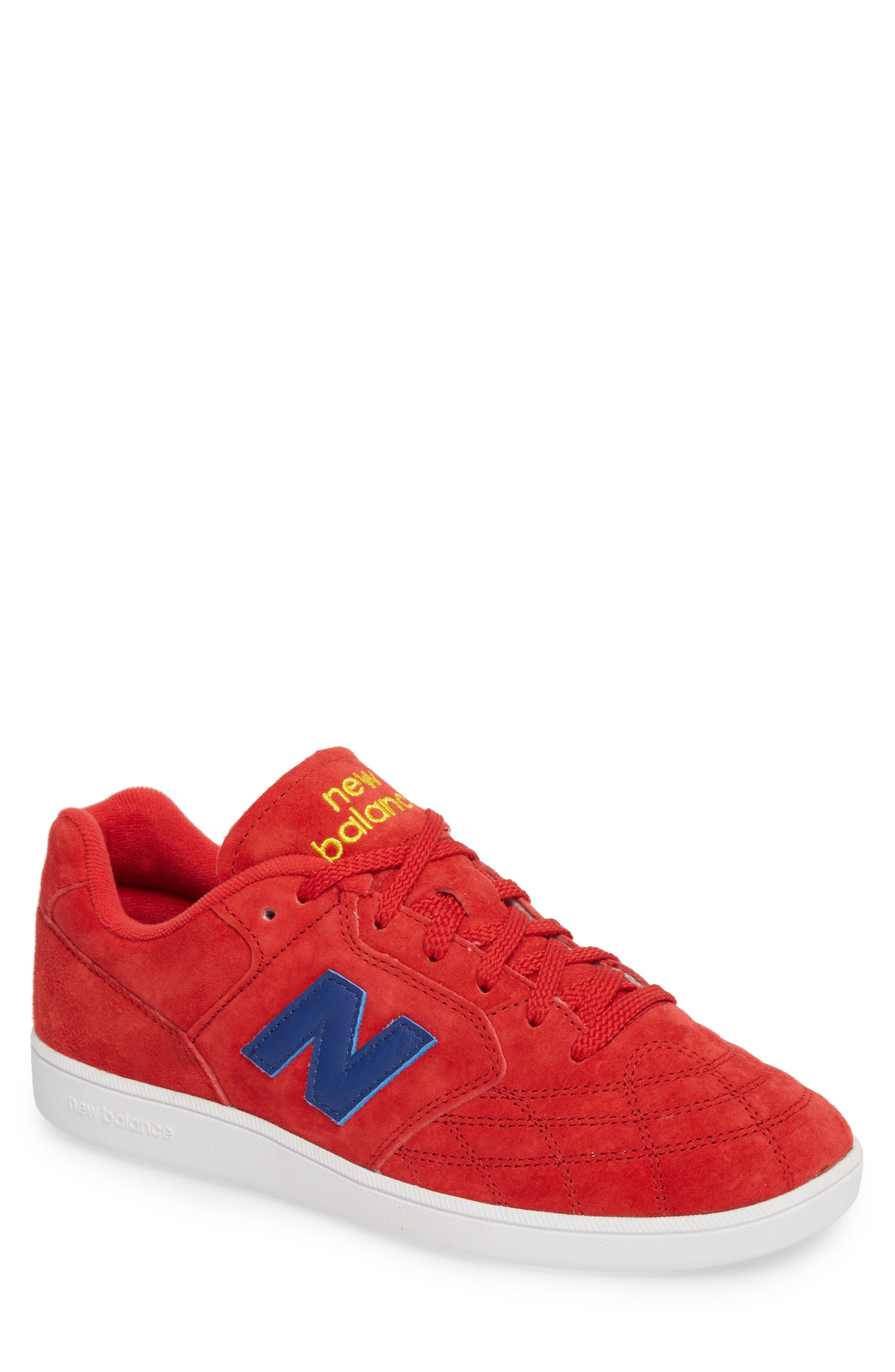 Epic Trainer Sneaker,                         Main,                         color, Red