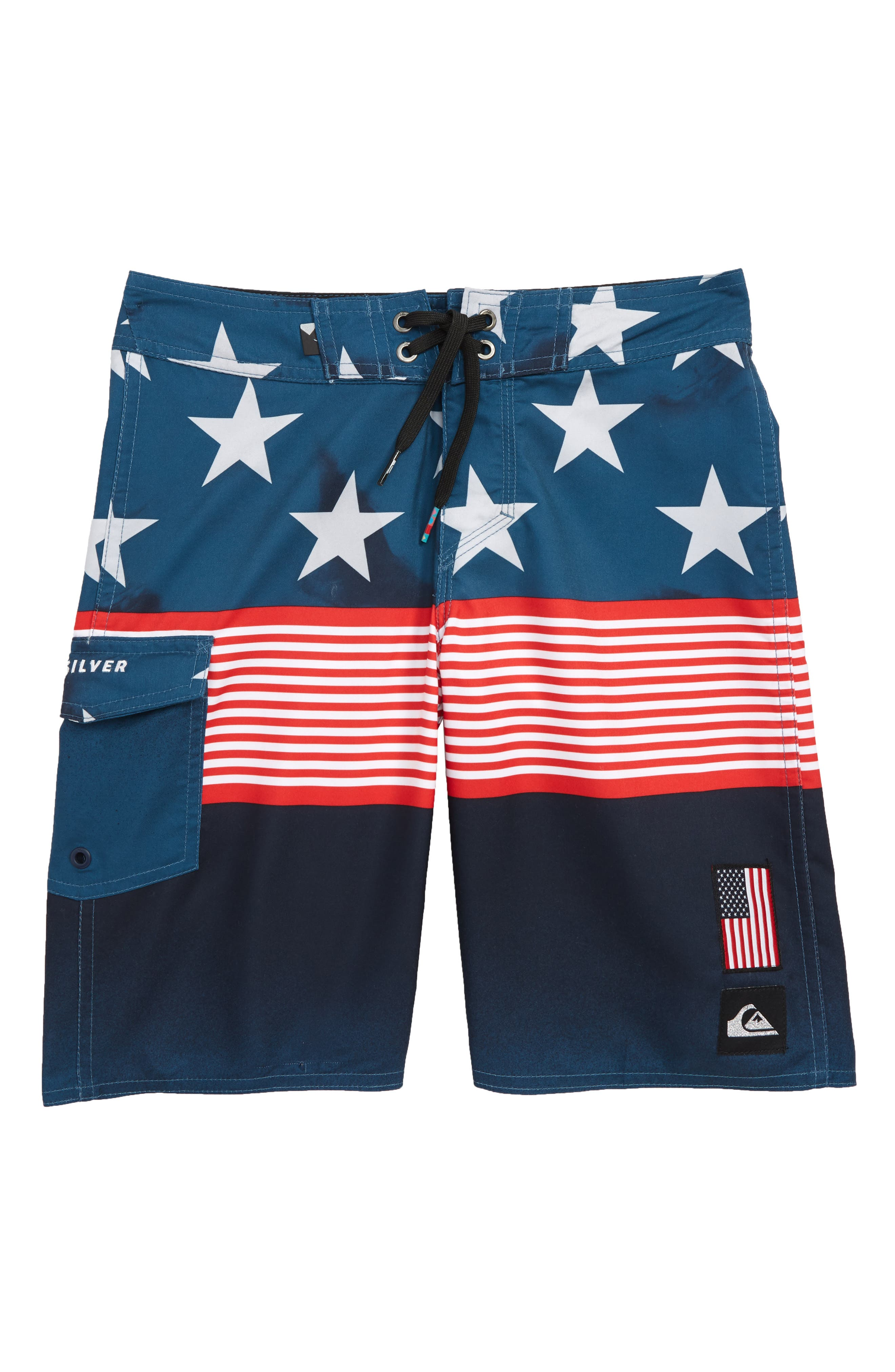 Quiksilver Division Independent Board Shorts (Big Boys)