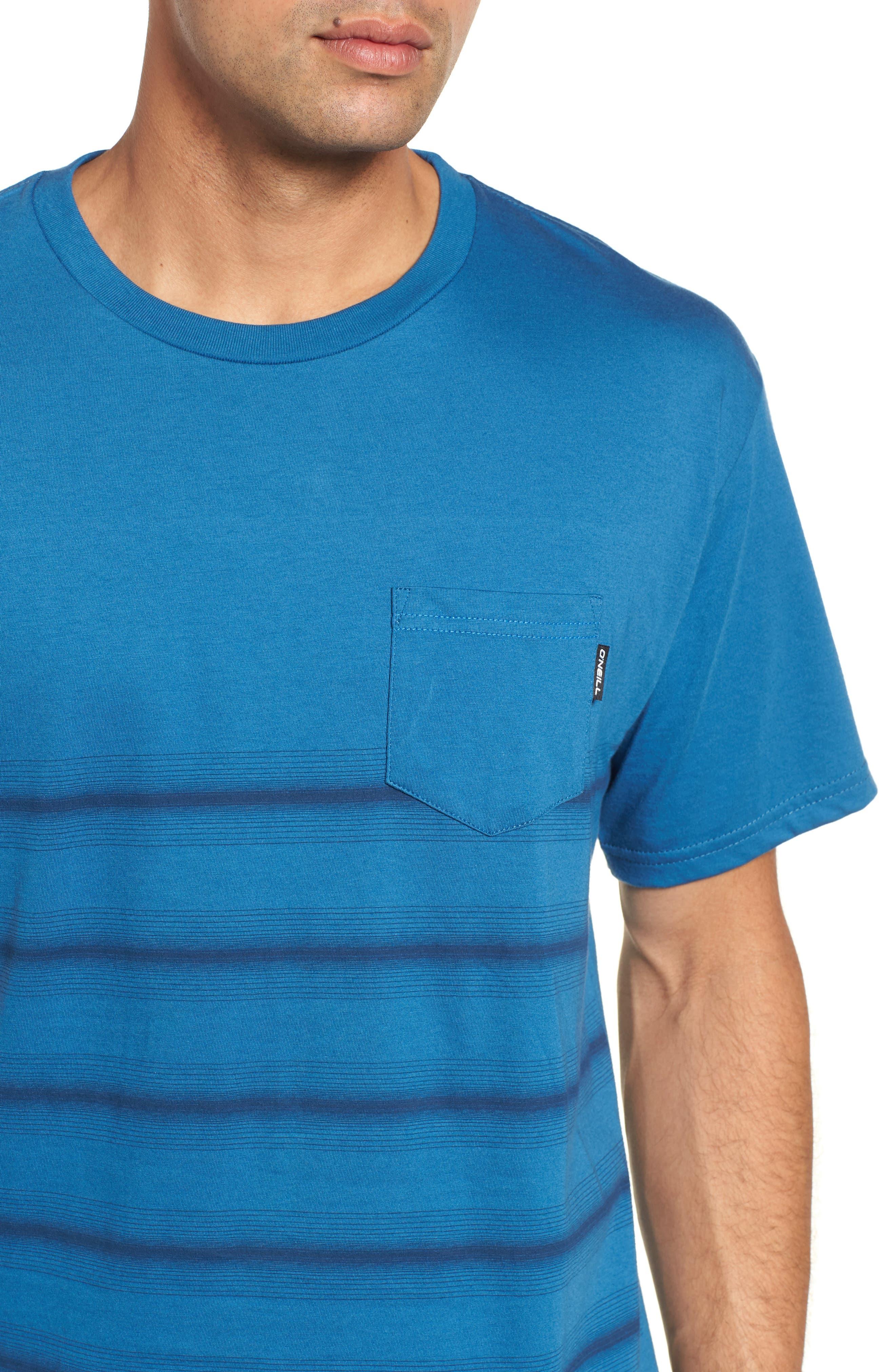 Pho Graphic T-Shirt,                             Alternate thumbnail 4, color,                             Air Force Blue