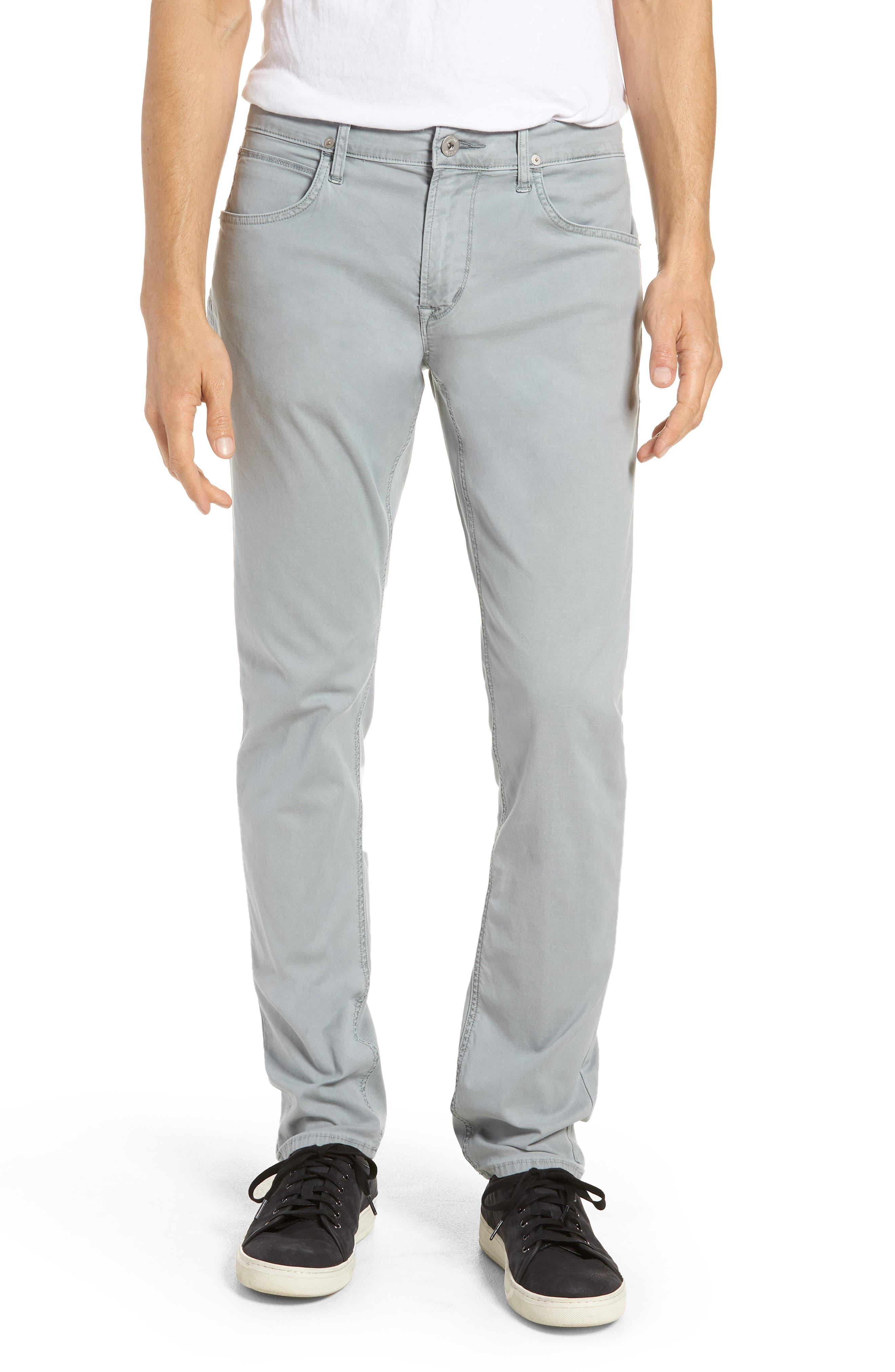 Blake Slim Fit Jeans,                             Main thumbnail 1, color,                             Steel Blue