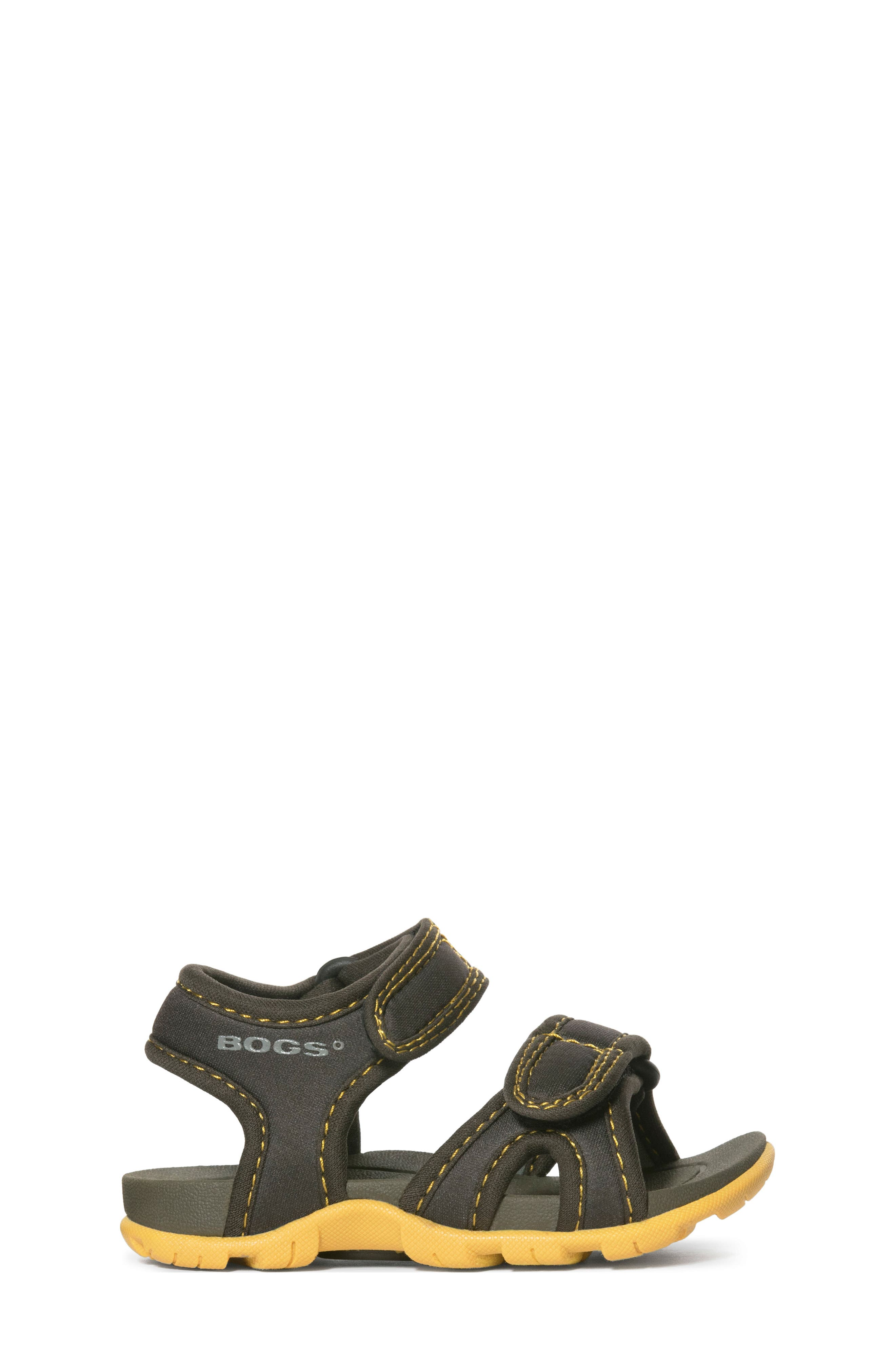 Whitefish Waterproof Sandal,                             Alternate thumbnail 3, color,                             Olive Multi