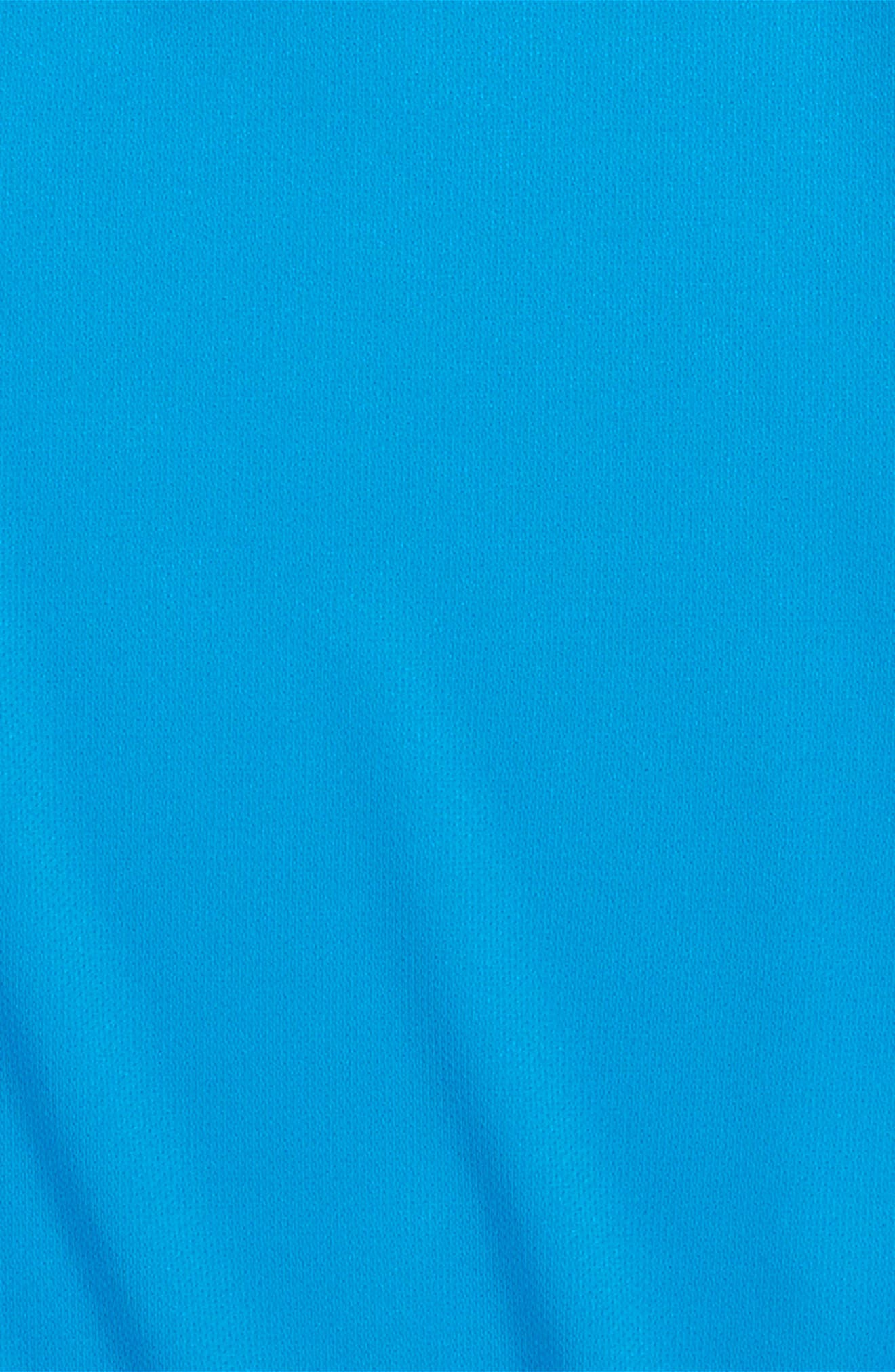 Dry Polo Shirt,                             Alternate thumbnail 2, color,                             Equator Blue/ White