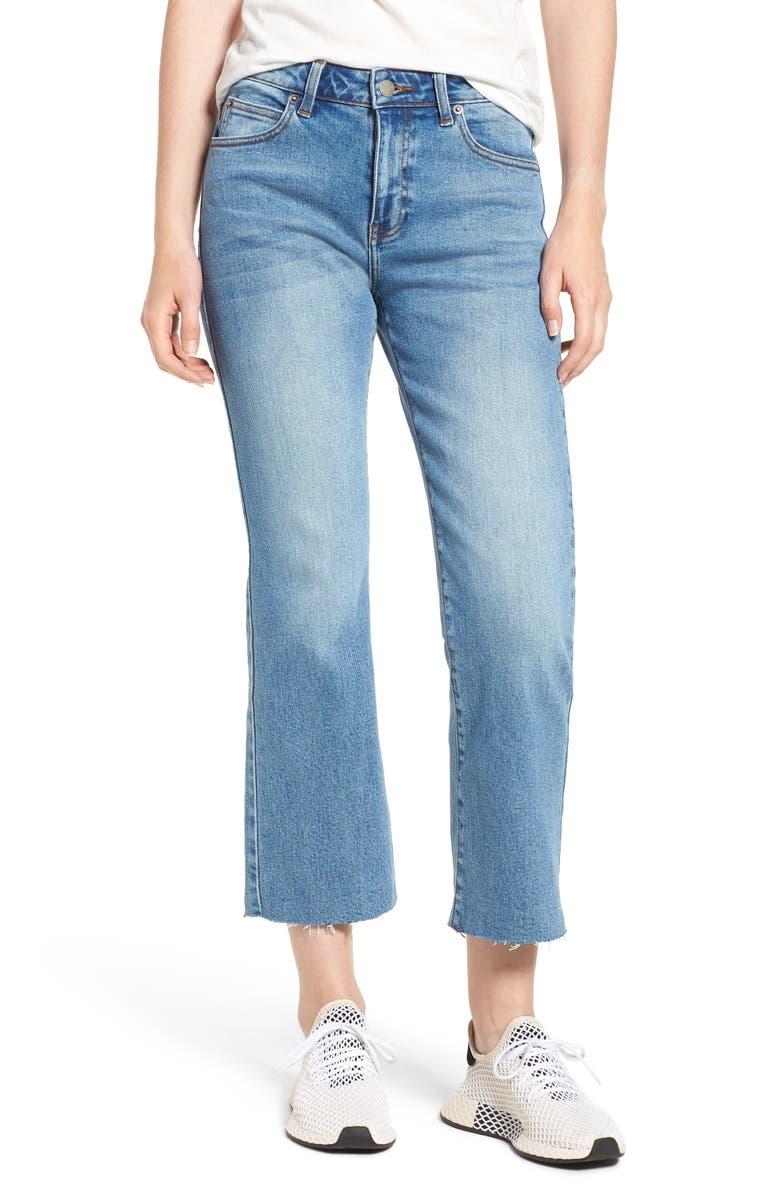 Meadow Crop Flare Jeans