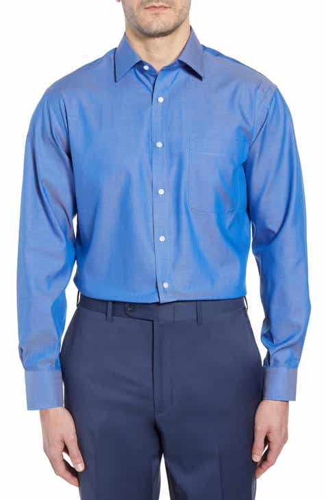 John W. Nordstrom® Trim Fit Dress Shirt   Nordstrom  From Dress Shirts Nordstrom
