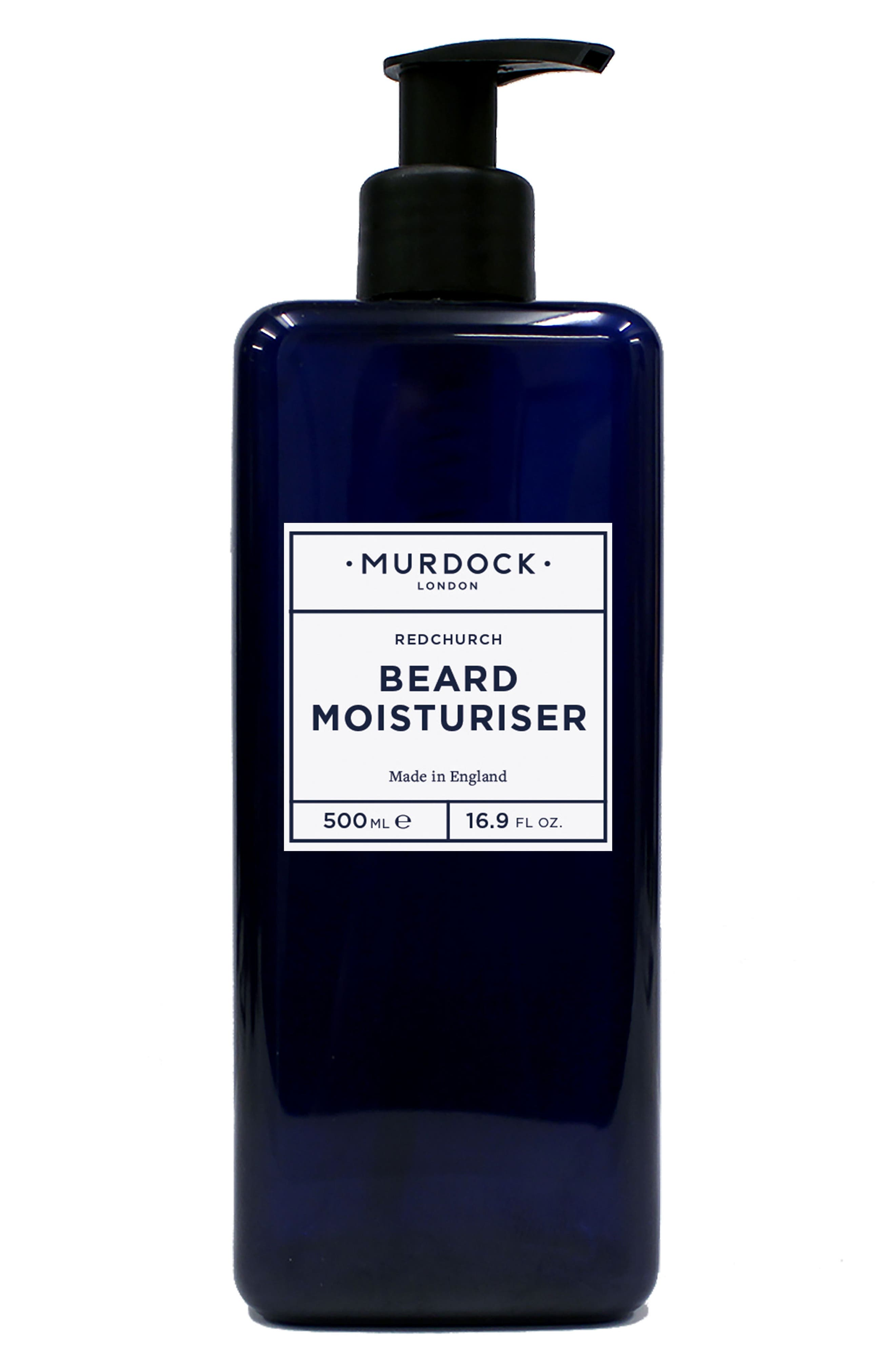 Jumbo Beard Moisturizer,                             Main thumbnail 1, color,                             No Color