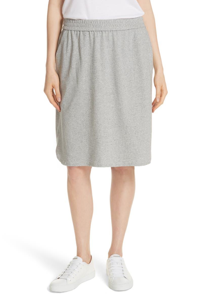 Cotton Knit Skirt