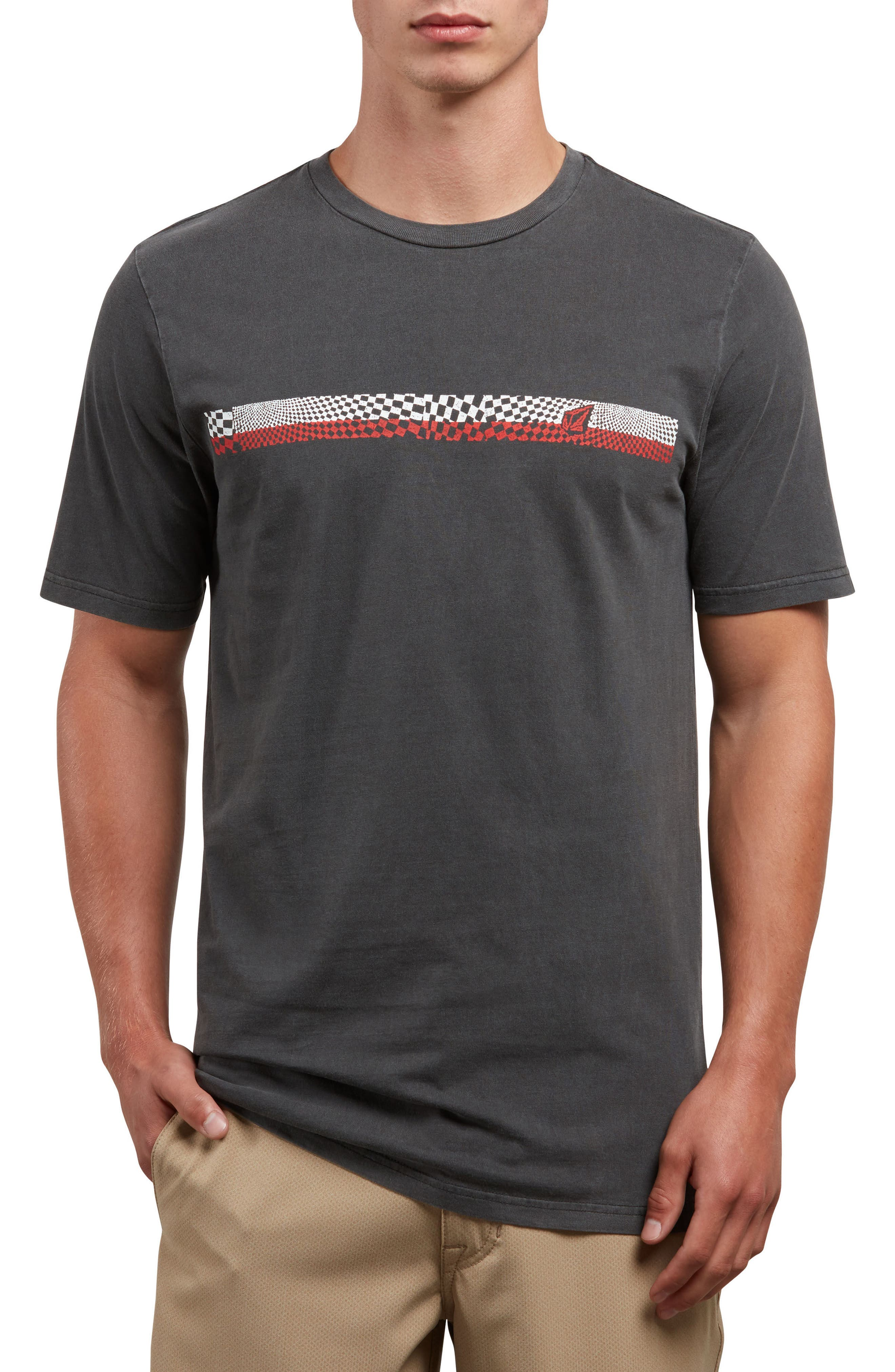 System Manic Graphic T-Shirt,                         Main,                         color, Grey