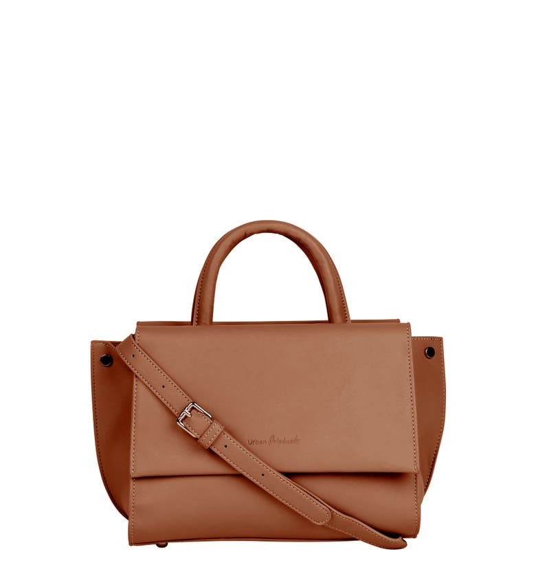 Urban Originals ETHEREAL VEGAN LEATHER TOTE - BROWN