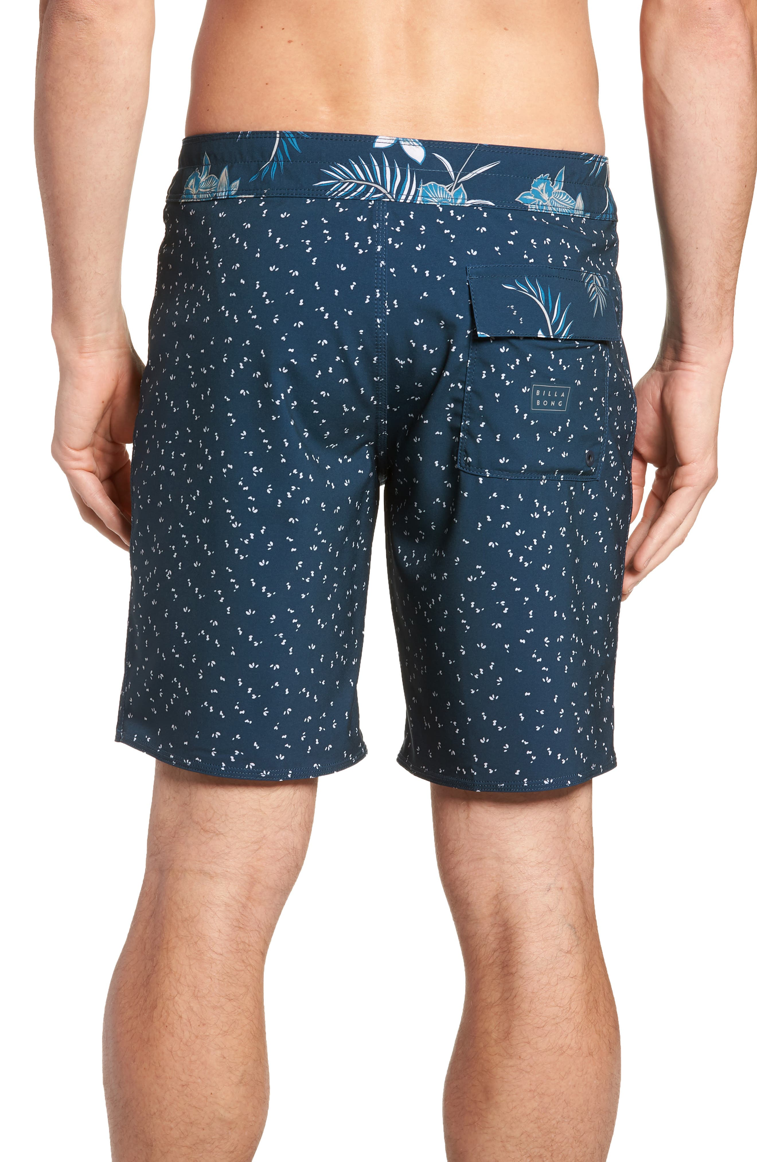 Sundays X Board Shorts,                             Alternate thumbnail 2, color,                             Indigo