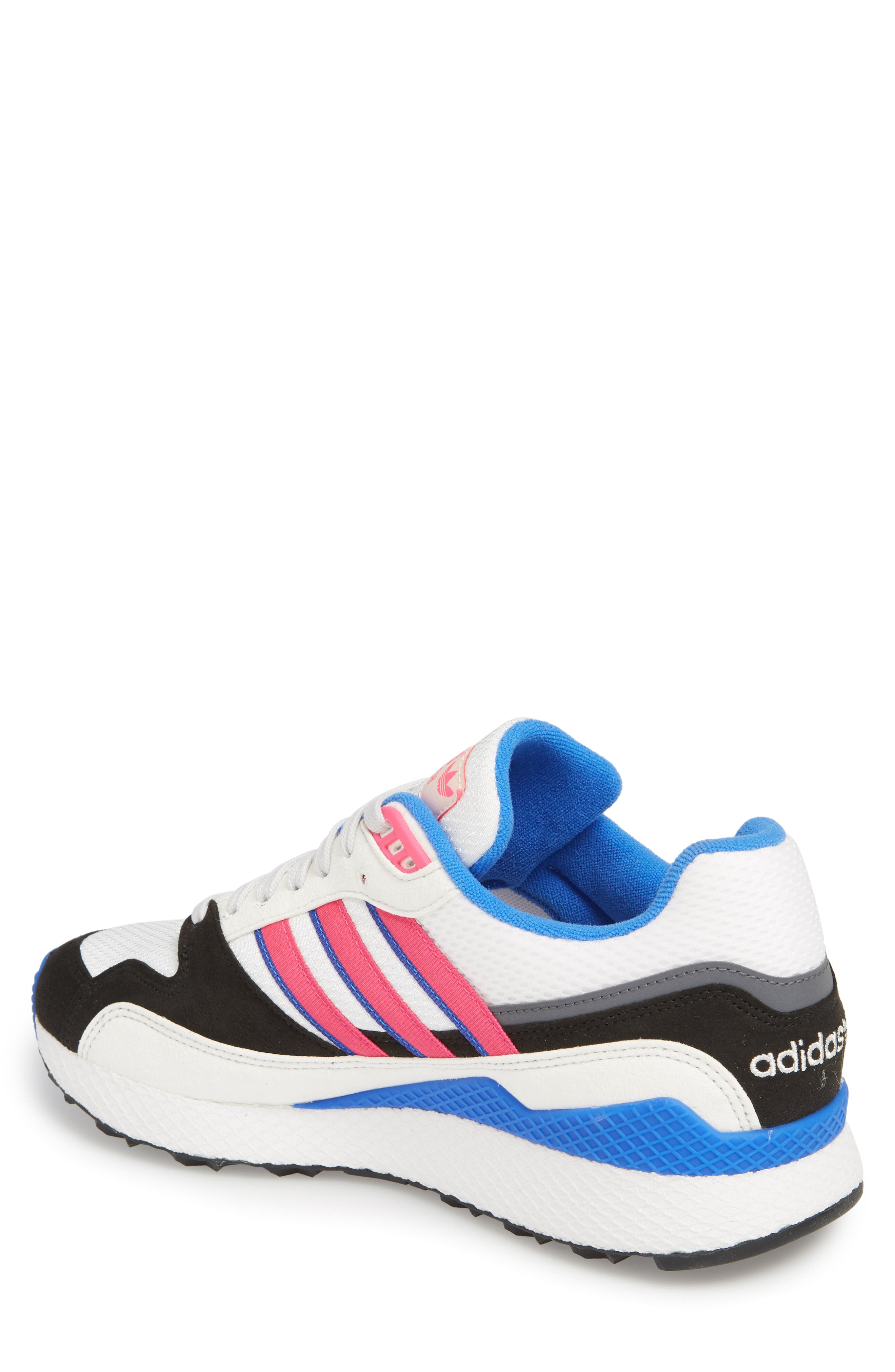 Forest Grove Ultra Tech Sneaker,                             Alternate thumbnail 2, color,                             Crystal White/ Pink/ Black
