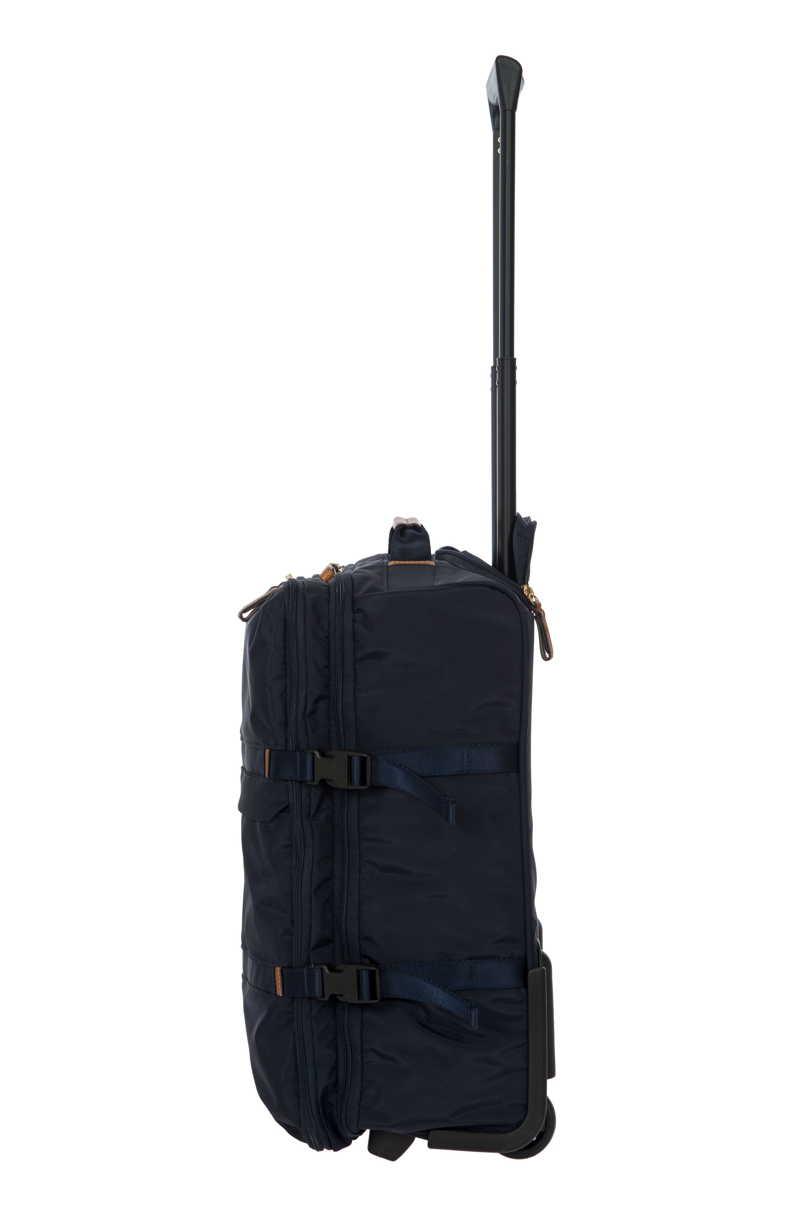 Montagna Wheeled Carry-On,                             Alternate thumbnail 5, color,                             Navy