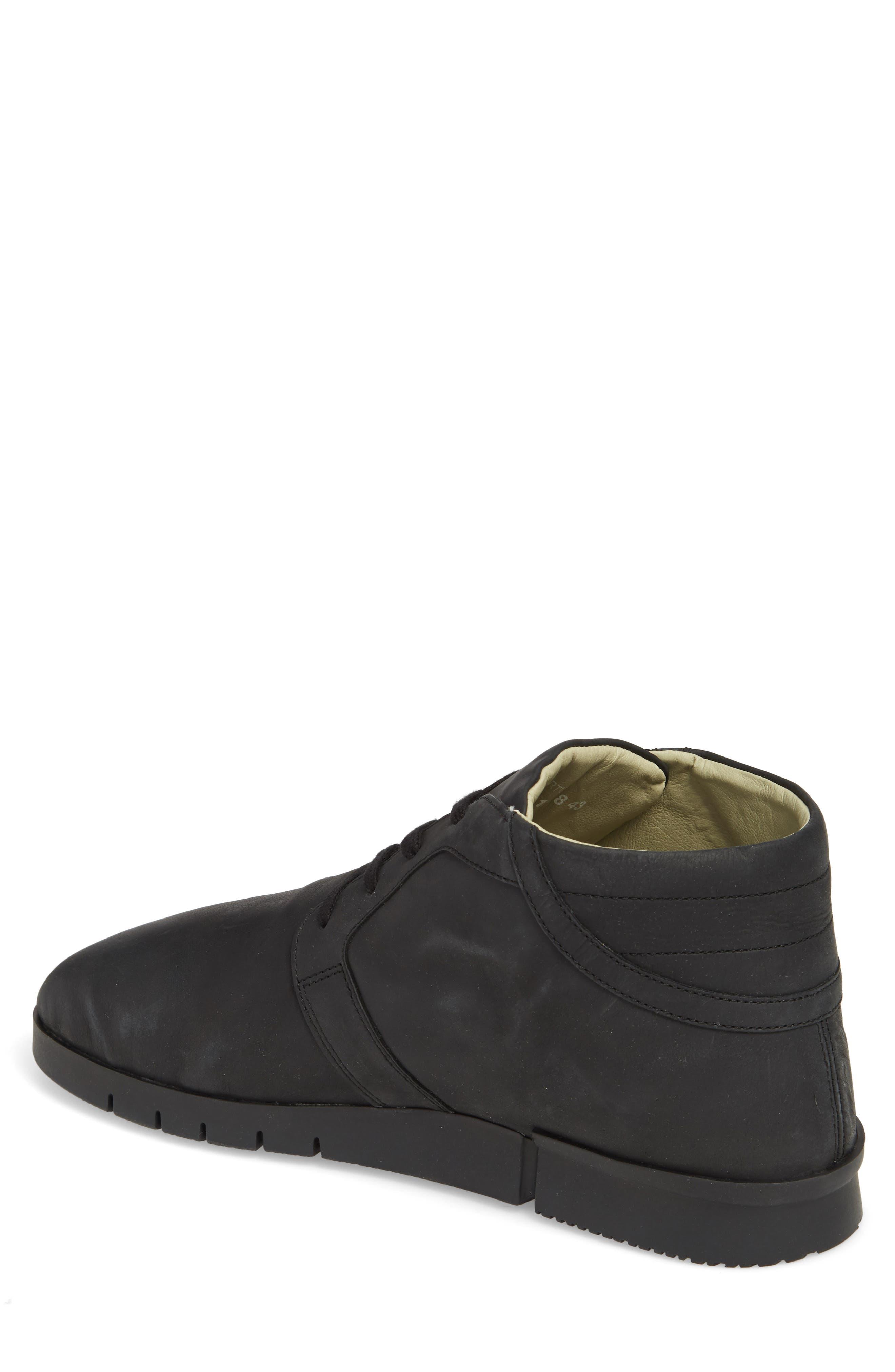 Cul Boot,                             Alternate thumbnail 2, color,                             Black Corgi Leather