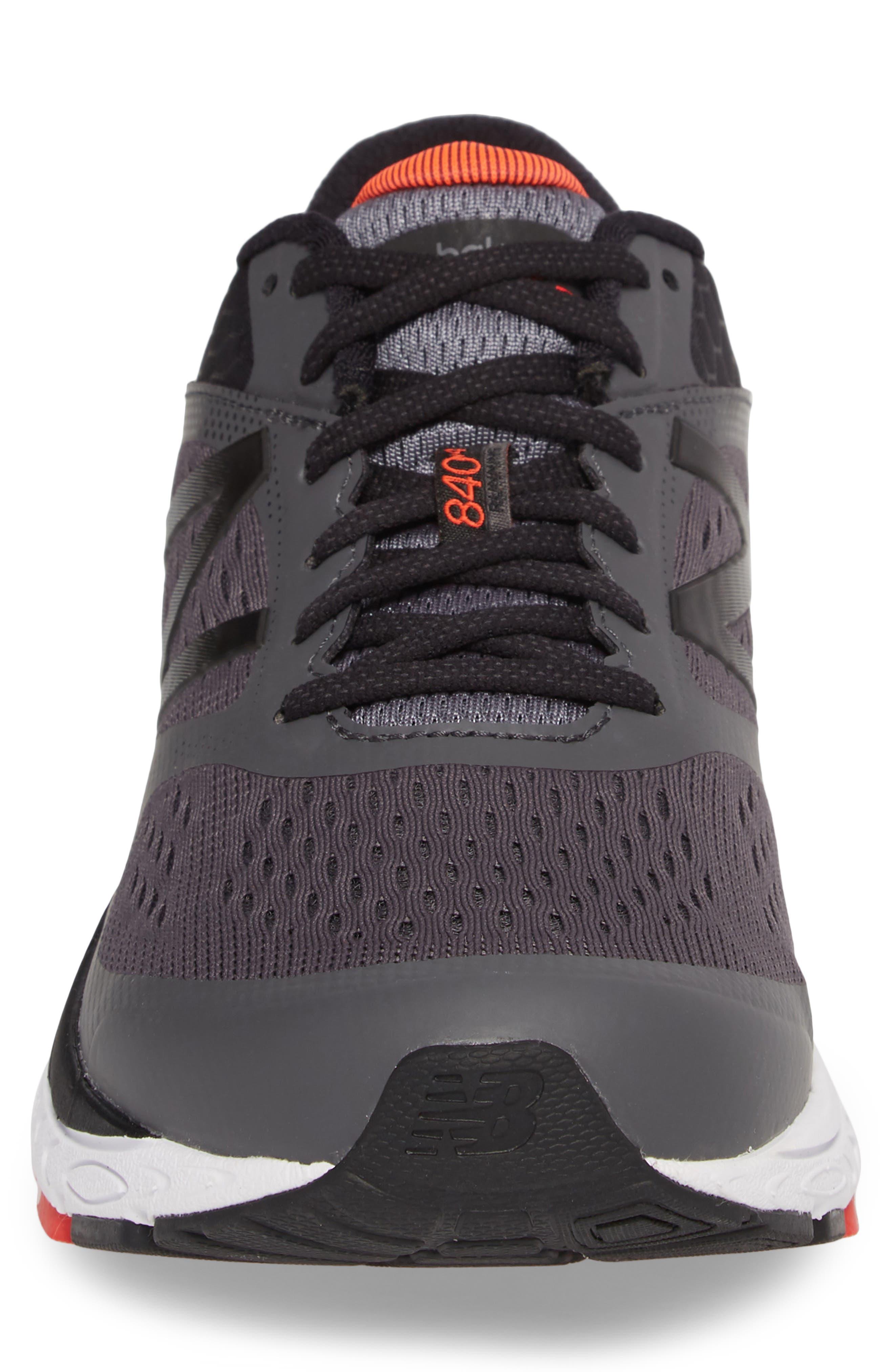 840v4 Running Shoe,                             Alternate thumbnail 6, color,                             Dark Grey