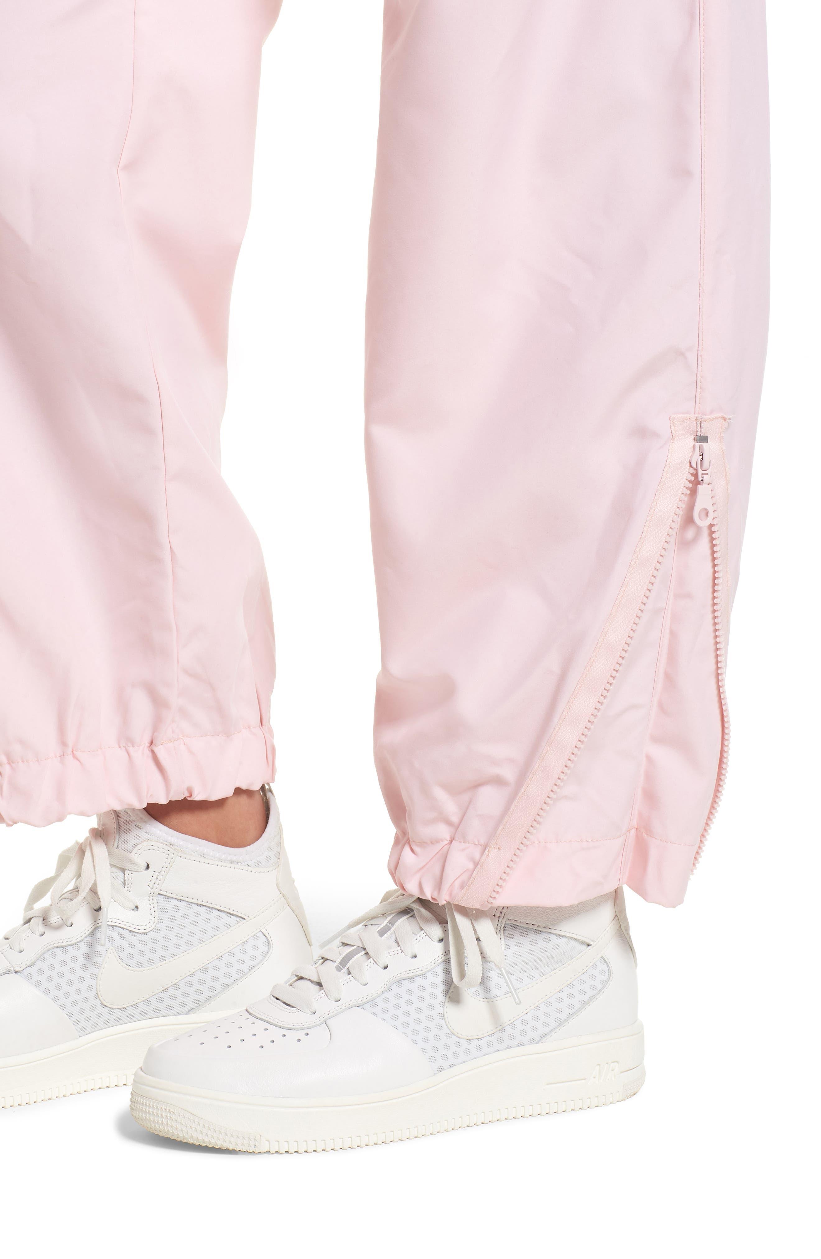 Windbreaker Pants,                             Alternate thumbnail 4, color,                             Pink