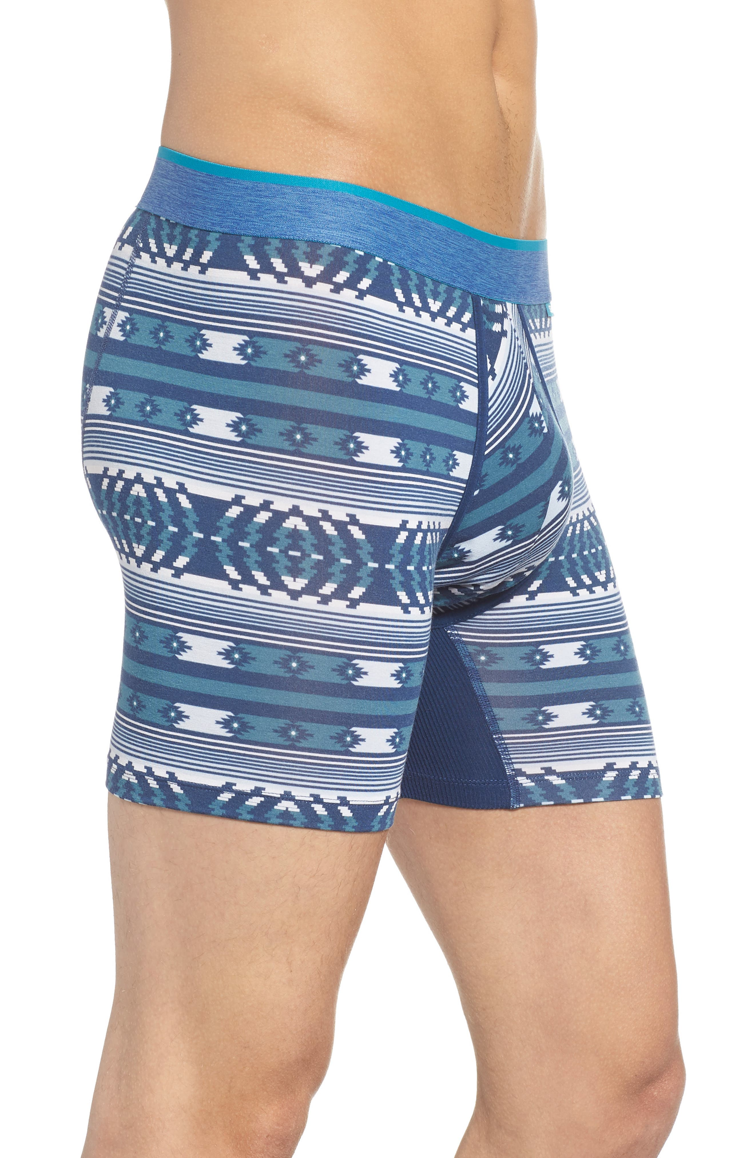 Lightning Boxer Briefs,                             Alternate thumbnail 5, color,                             Blue