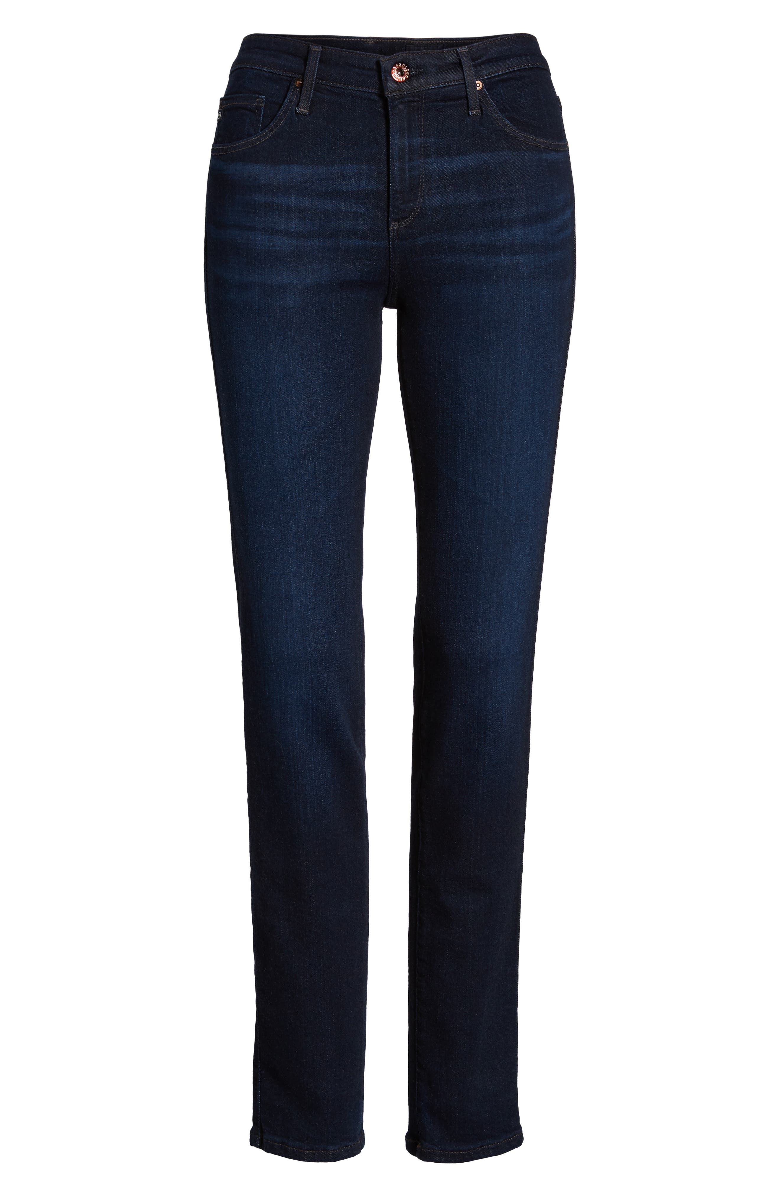 'Prima' Mid Rise Skinny Jeans,                             Alternate thumbnail 7, color,                             Glamour