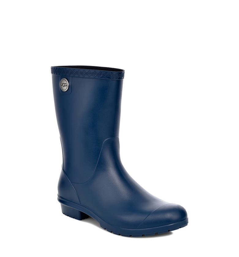 922972affa3 UGG Shelby Matte Waterproof Rain Boot, Green | ModeSens
