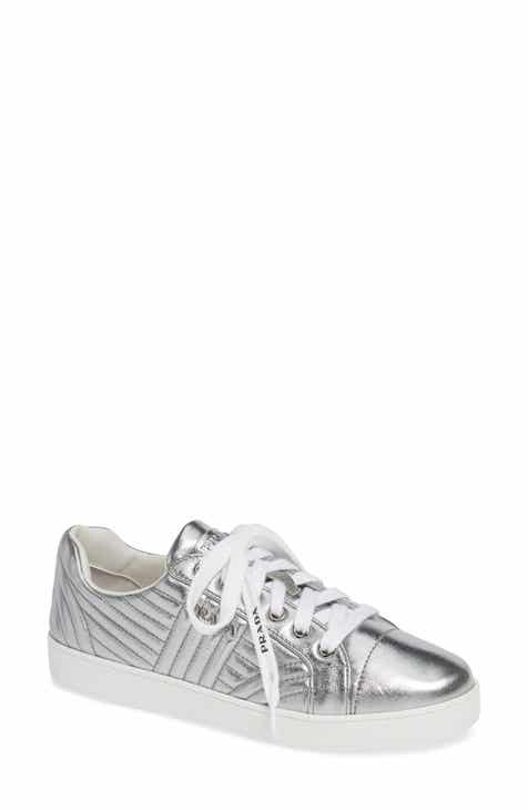 Prada Quilted Leather Sneaker (Women) a371c2d4ef
