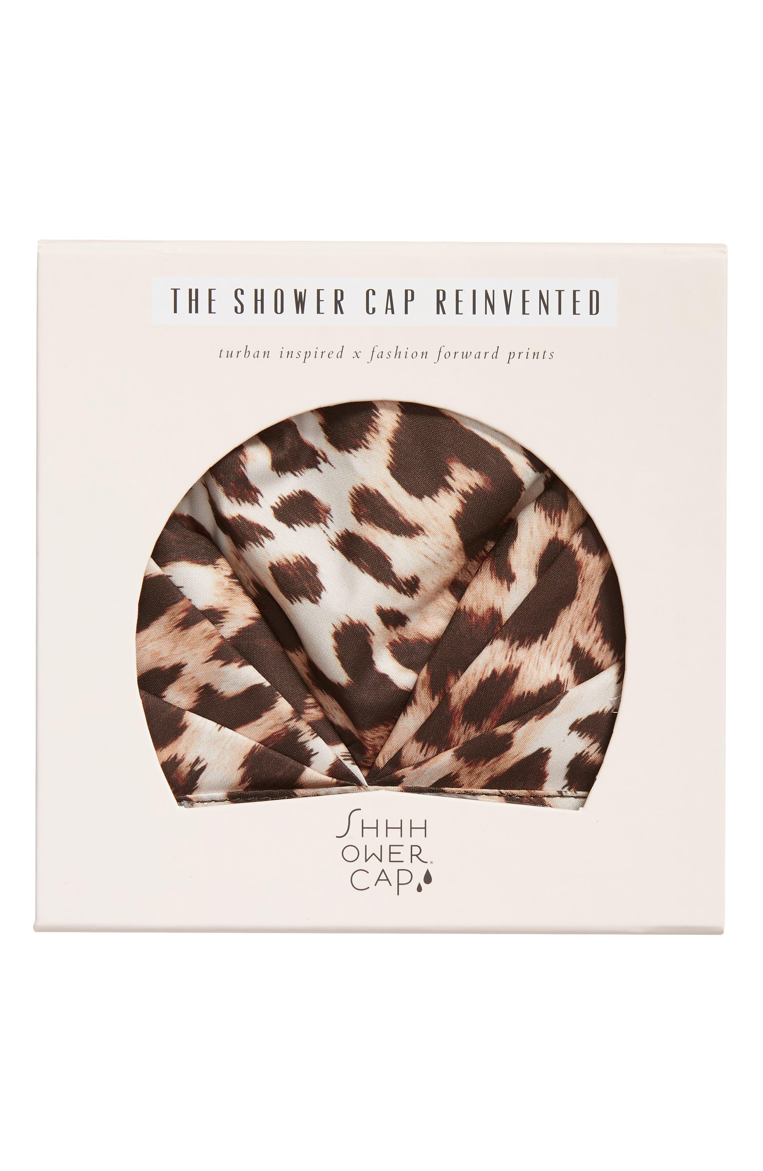 SHHHOWERCAP THE MINX SHOWER CAP