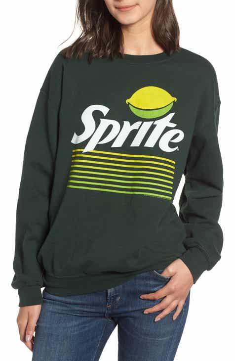 Junk Food Sprite Sweatshirt