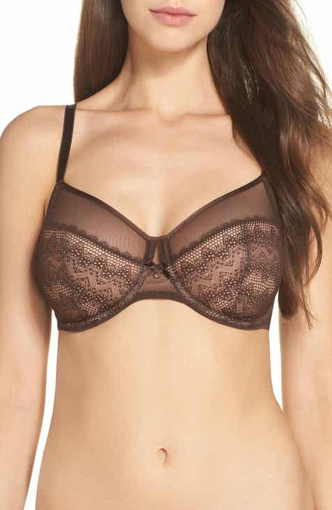 eecf976c02 Chantelle Intimates  Revele Moi  Full Support Underwire Bra