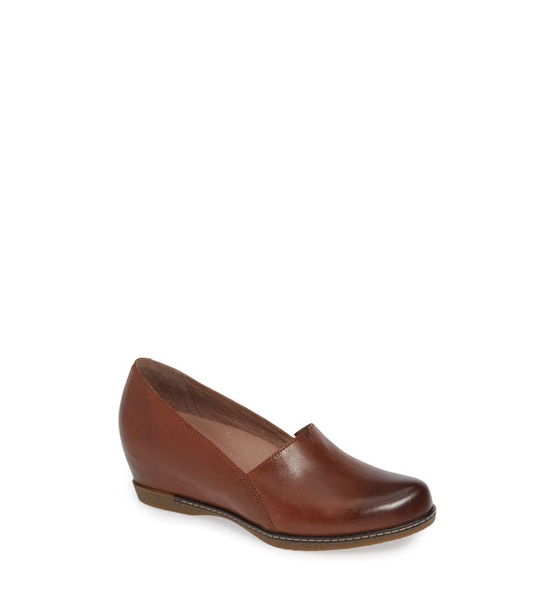 Dansko LILIANA CONCEALED WEDGE SLIP-ON