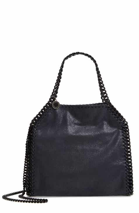 dd375b2f1ced Stella McCartney Mini Falabella Shaggy Deer Faux Leather Tote