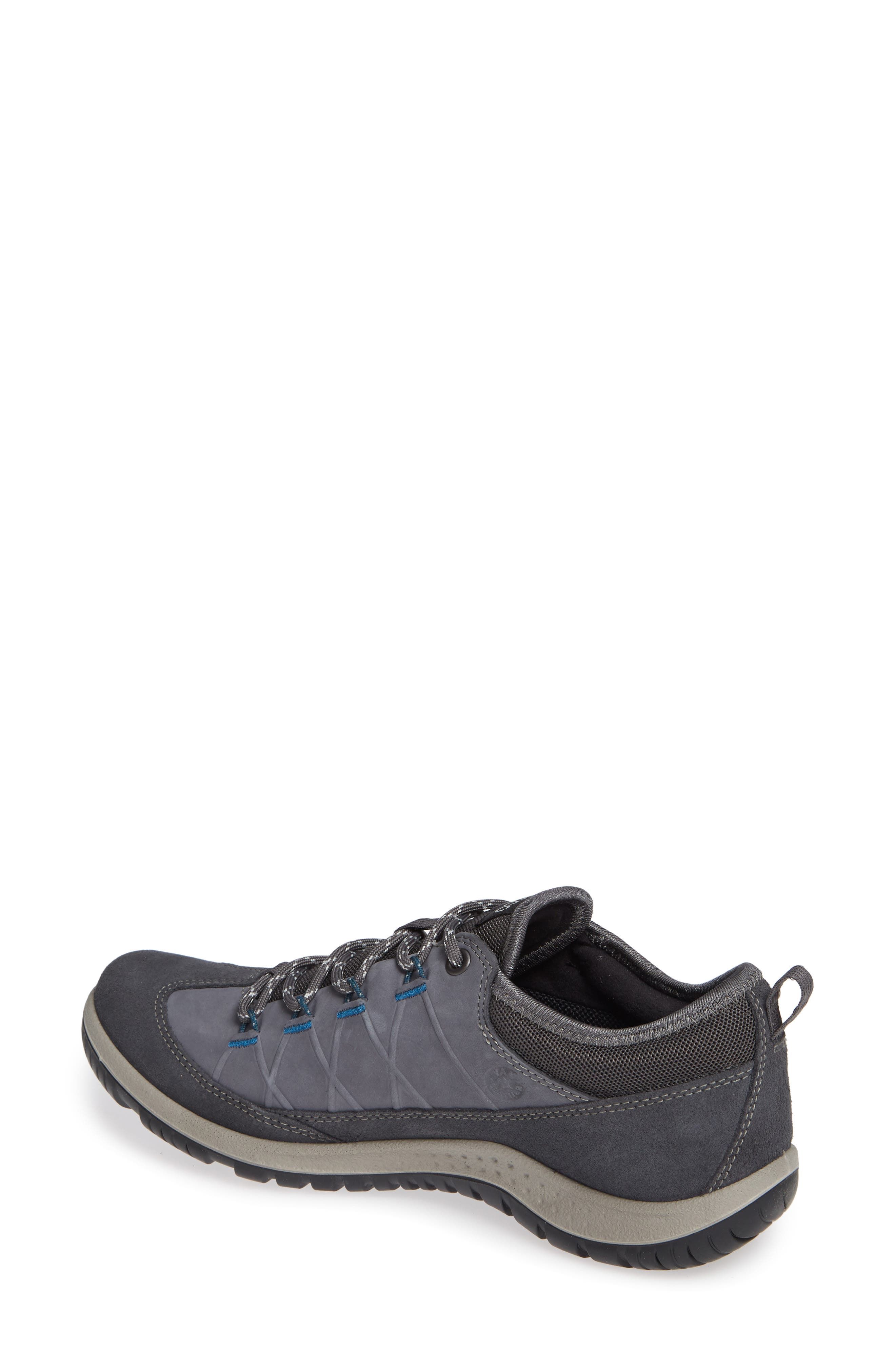 'Aspina GTX' Waterproof Sneaker,                             Alternate thumbnail 2, color,                             Magnet Nubuck Leather