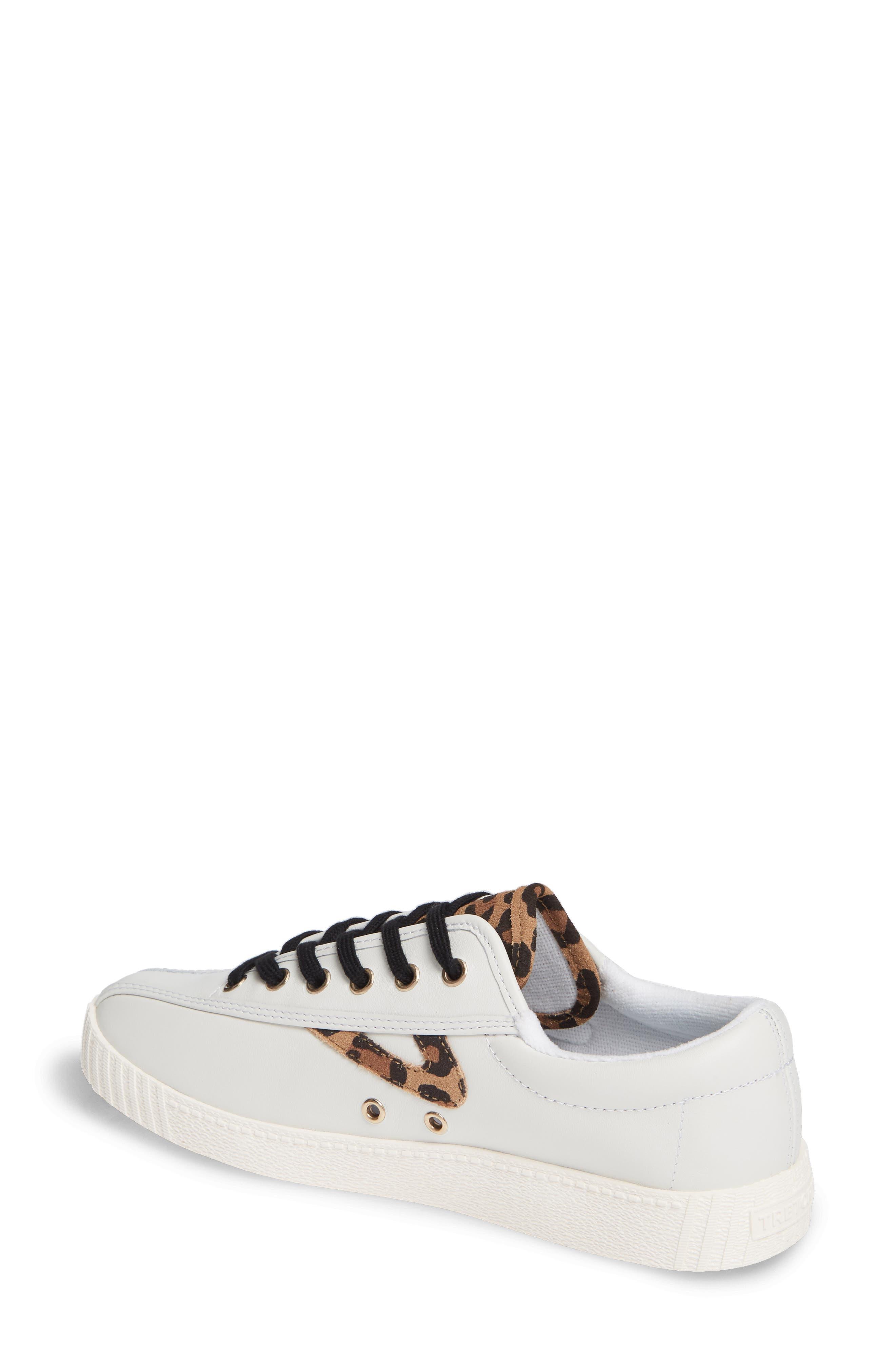 Patterned Sneaker,                             Alternate thumbnail 2, color,                             Vintage White/ Tan Multi