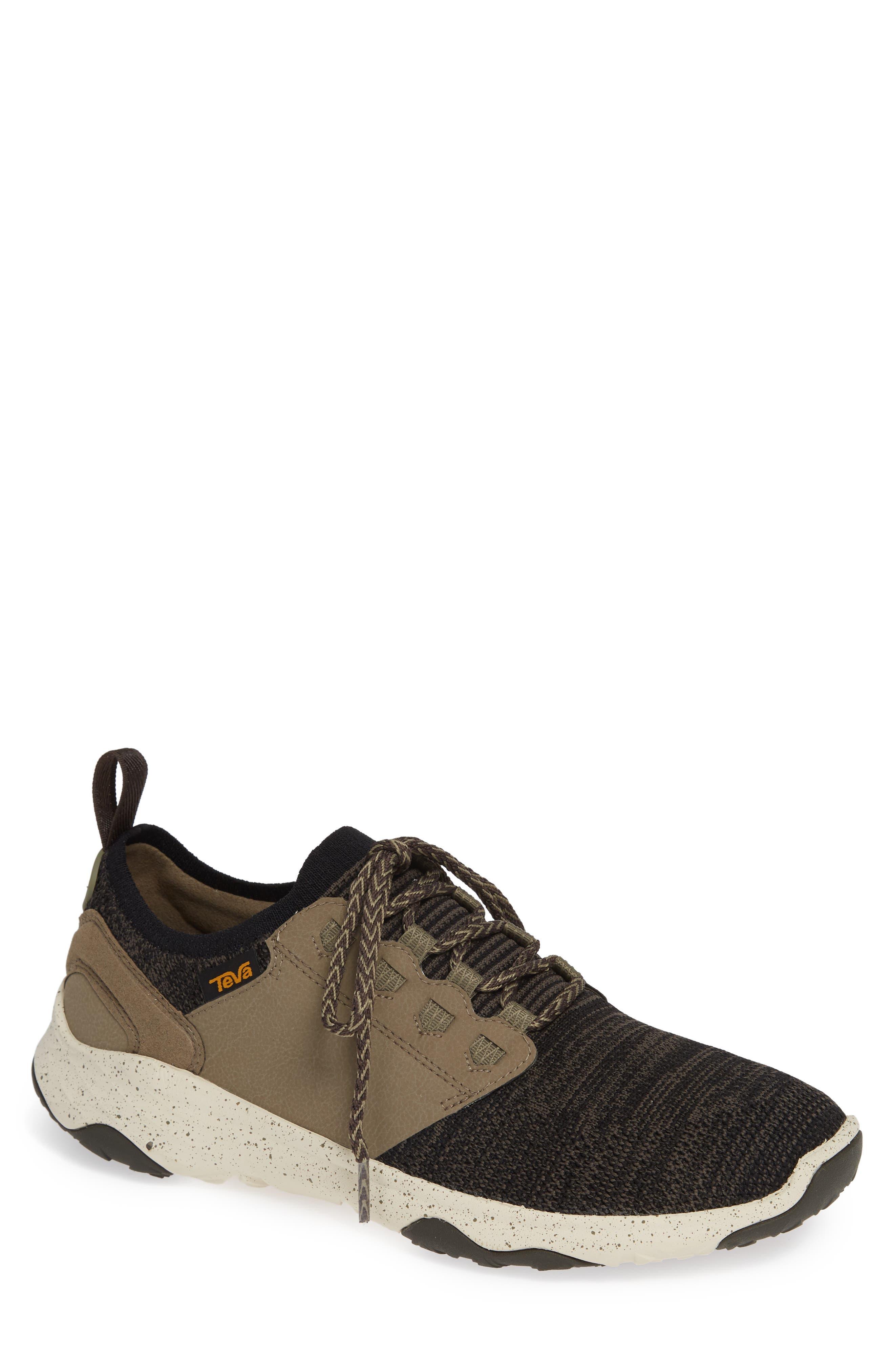 TEVA Arrowood 2 Hiking Shoe in Walnut Knit