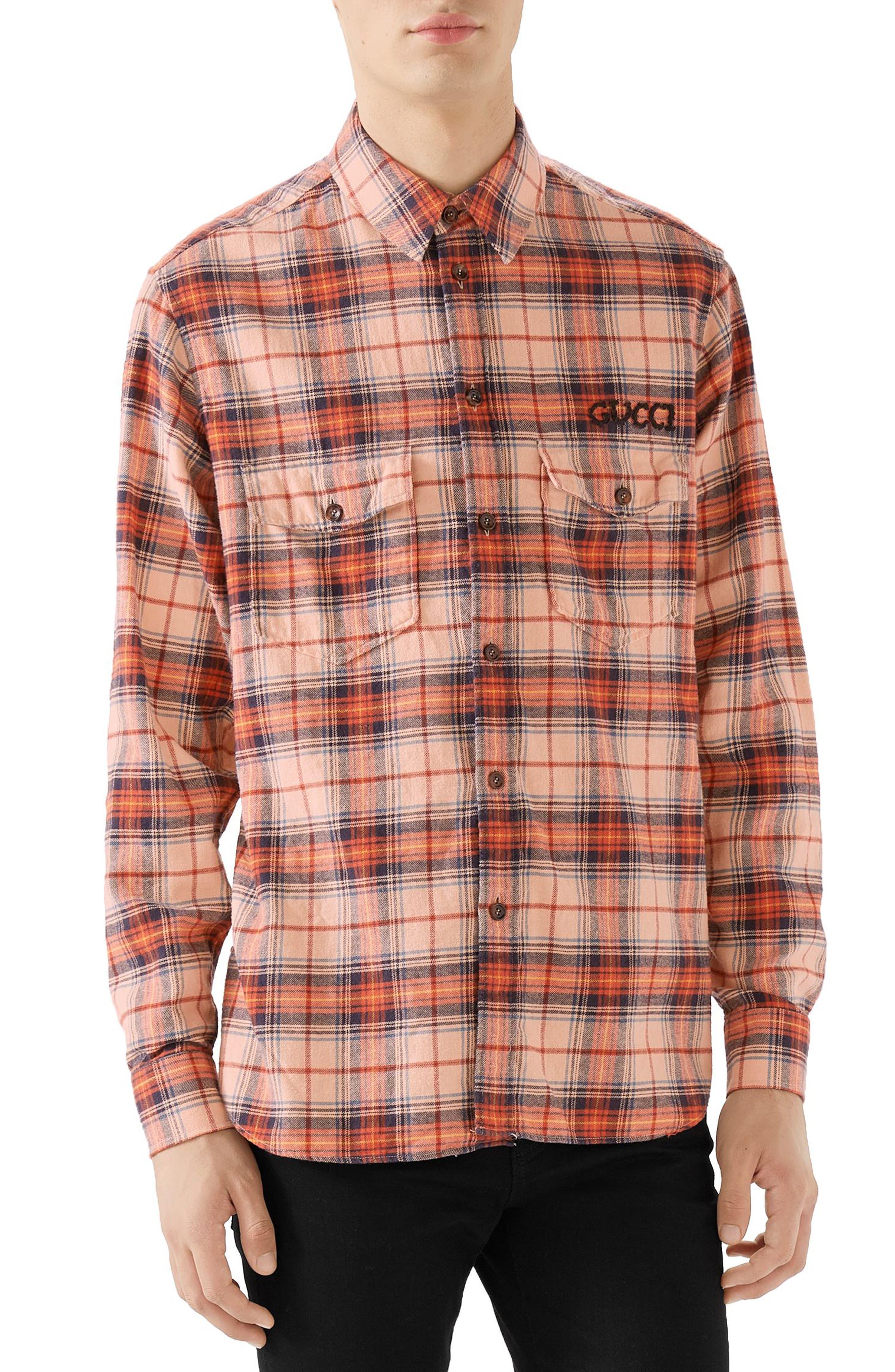 653b32845 Men s Flannel Shirts