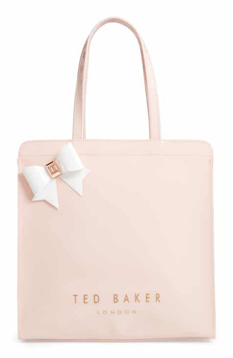 Ted Baker London Auracon Bow Icon Tote