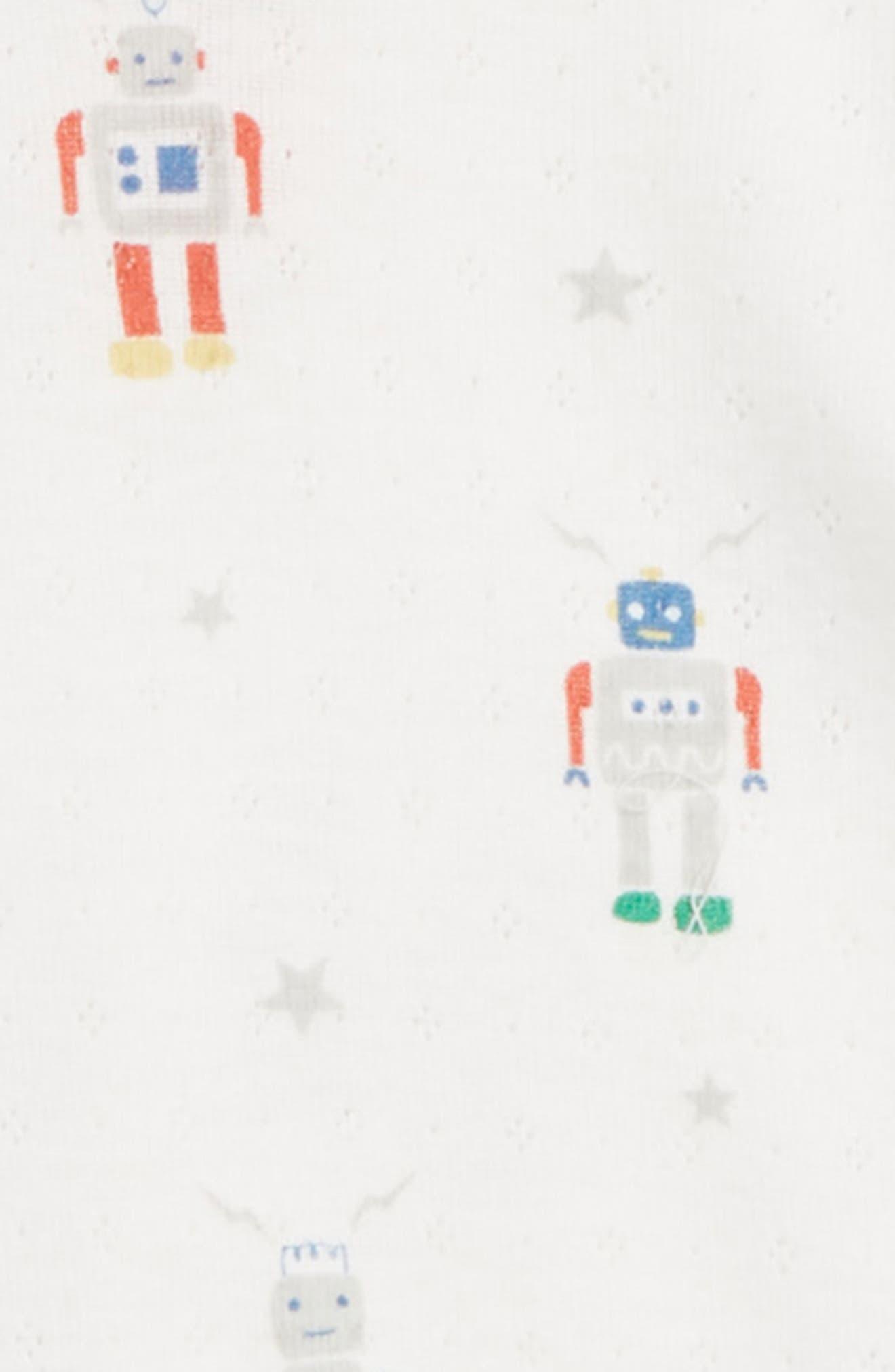 2-Pack Pointelle Play Set,                             Alternate thumbnail 2, color,                             Multi Robots