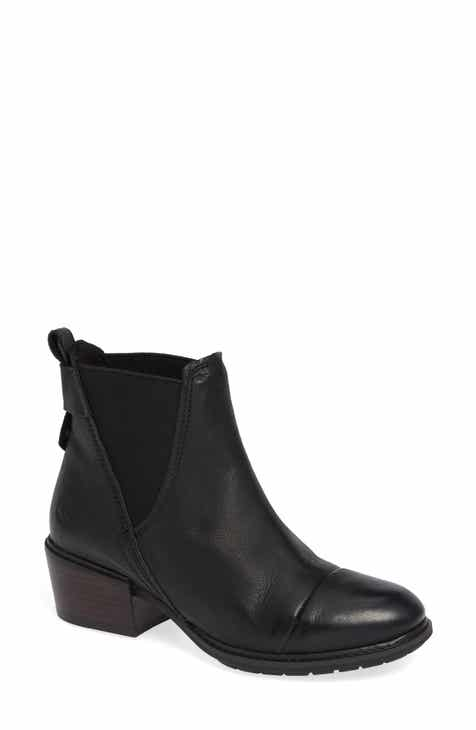 Timberland Sutherlin Bay Slouch Chelsea Bootie (Women) 857d9d24e1