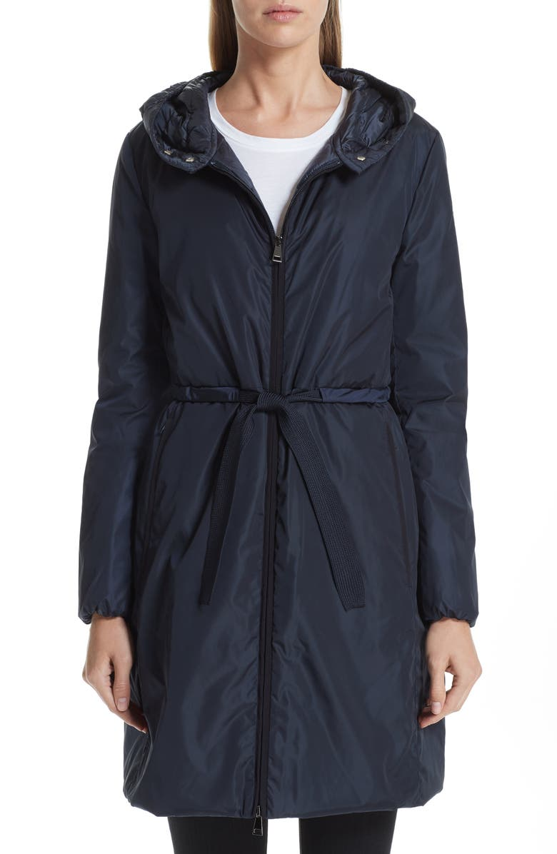 Bruant Down Hooded Coat