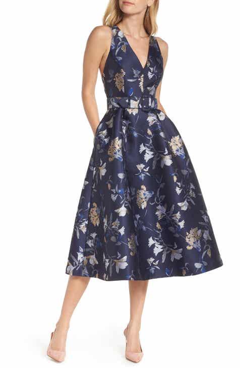 Women S Midi Fit Amp Flare Dresses Nordstrom