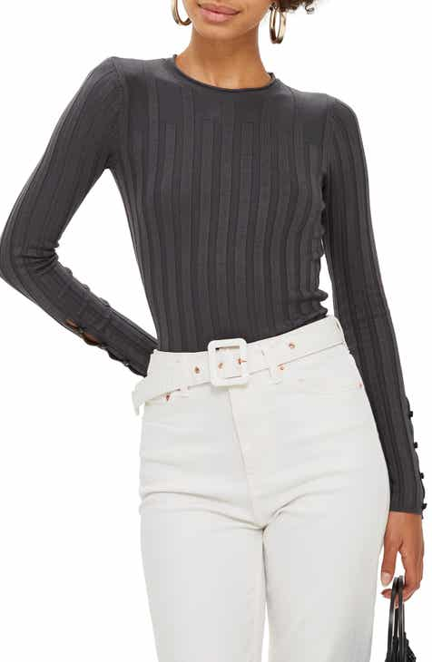 2cb02712c2 Topshop Ribbed Sweater