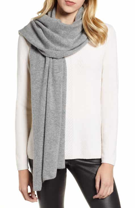c54a32be09 Halogen® Solid Cashmere Scarf