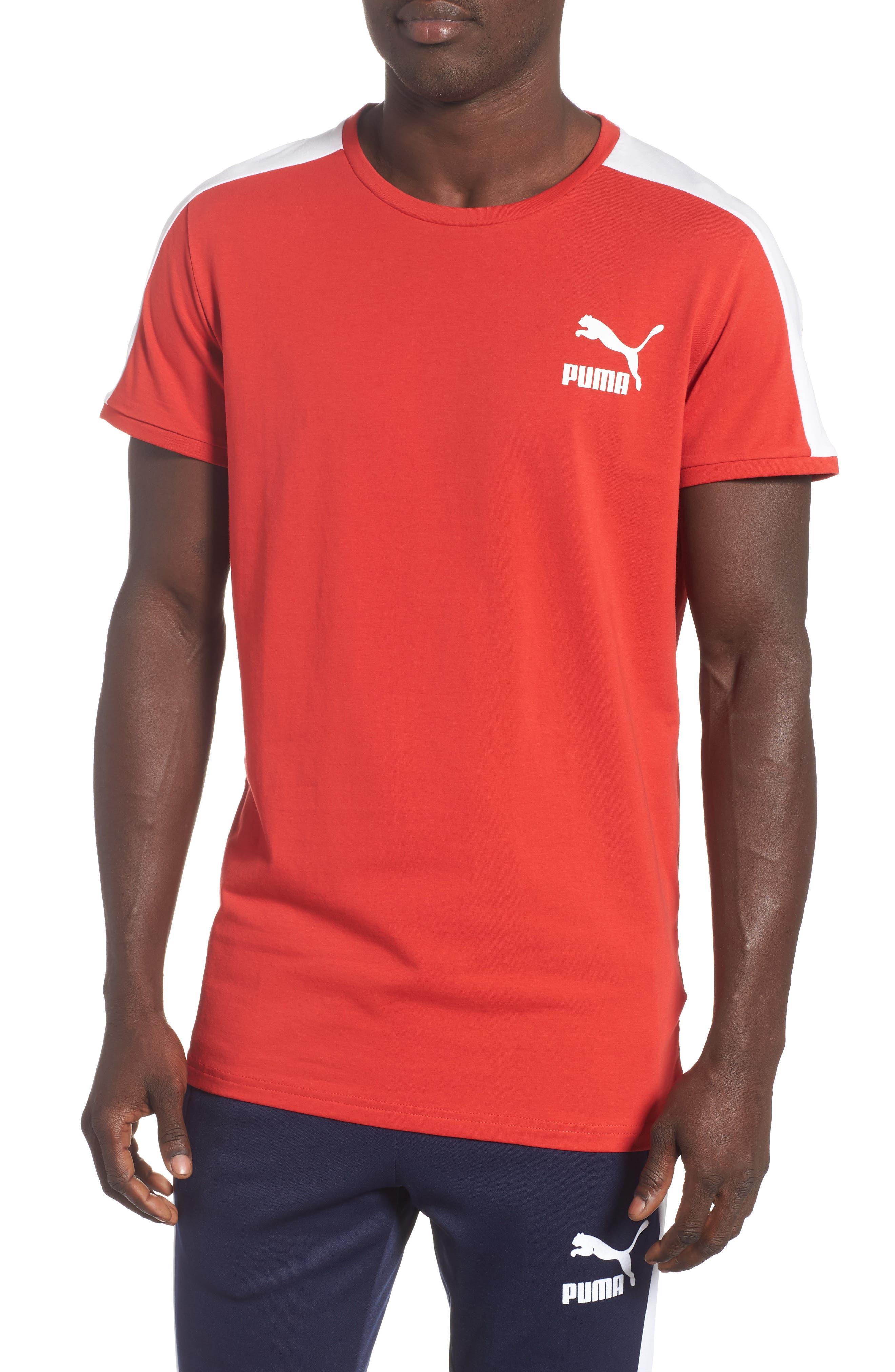 Red Puma Shoes Sneakers Nordstrom Tendencies Tshirt Fast Runner Putih Xxl