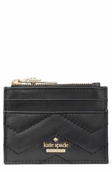 Card cases wallets card cases for women nordstrom kate spade new york reese park lalena quilted leather card case colourmoves