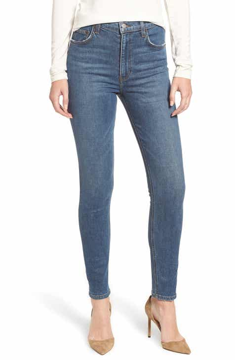 Reformation High & Skinny Jeans By REFORMATION by REFORMATION 2019 Online