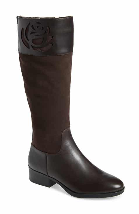 564003ab516e Taryn Rose Georgia Water Resistant Collection Boot (Women)